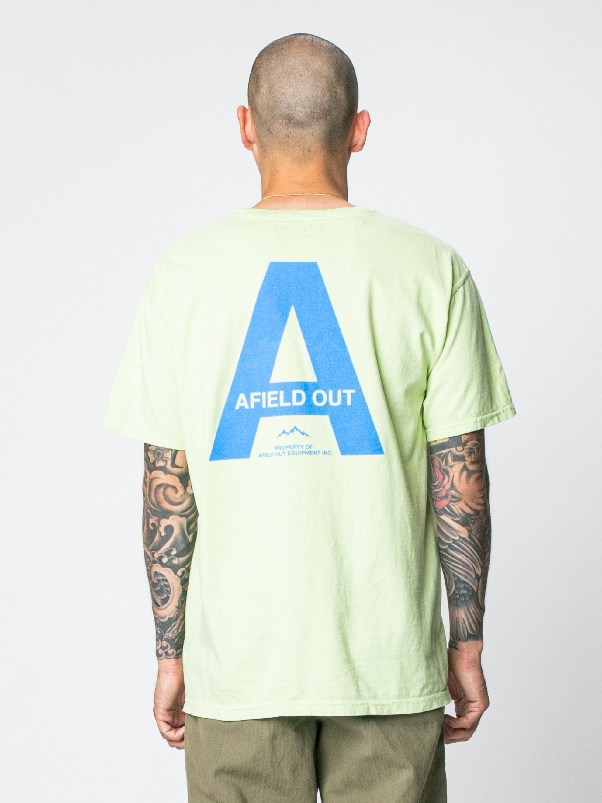Mint Alpine T-Shirt 6