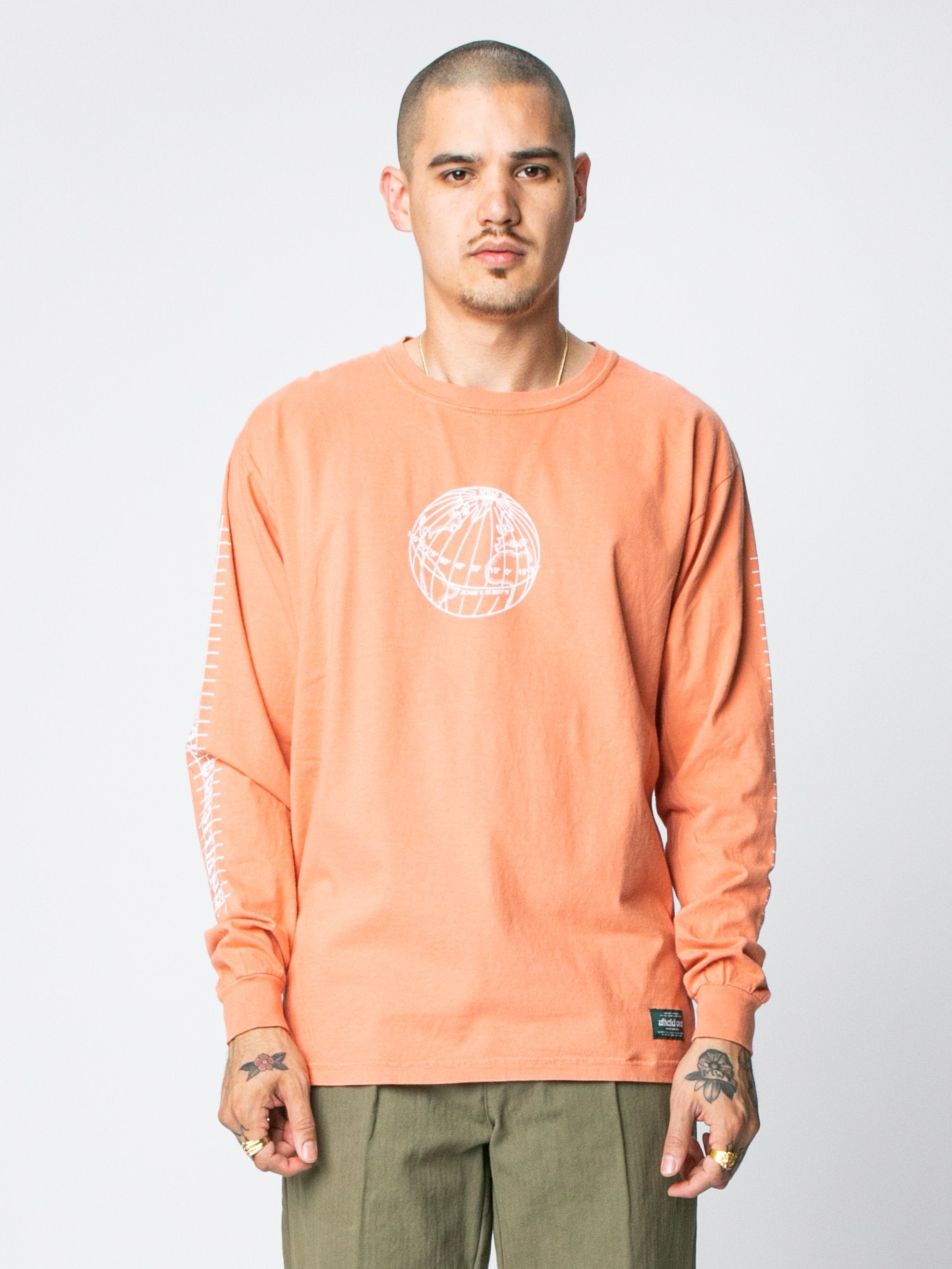 Terracotta Equator L/S T-Shirt 2