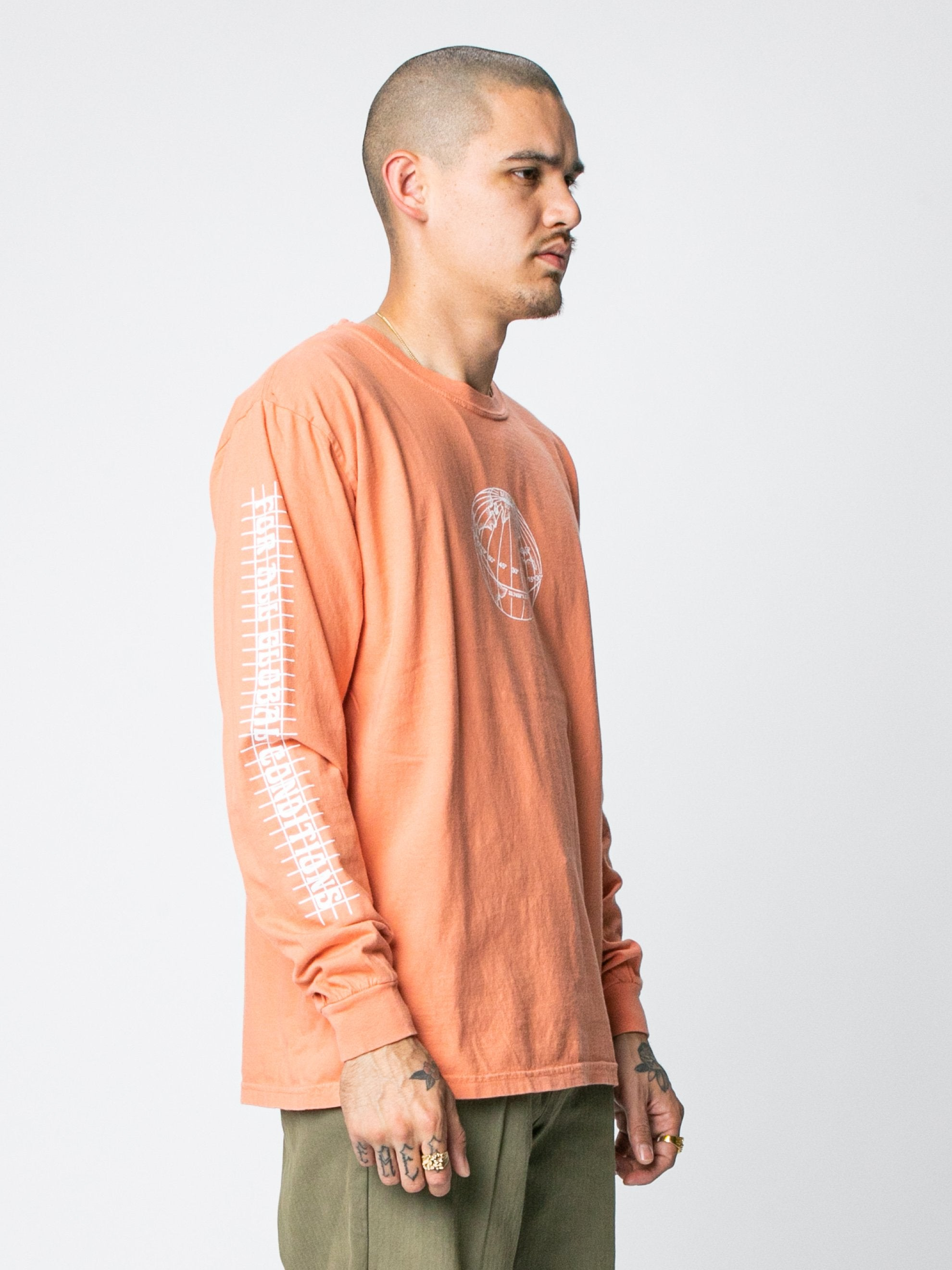 Terracotta Equator L/S T-Shirt 4