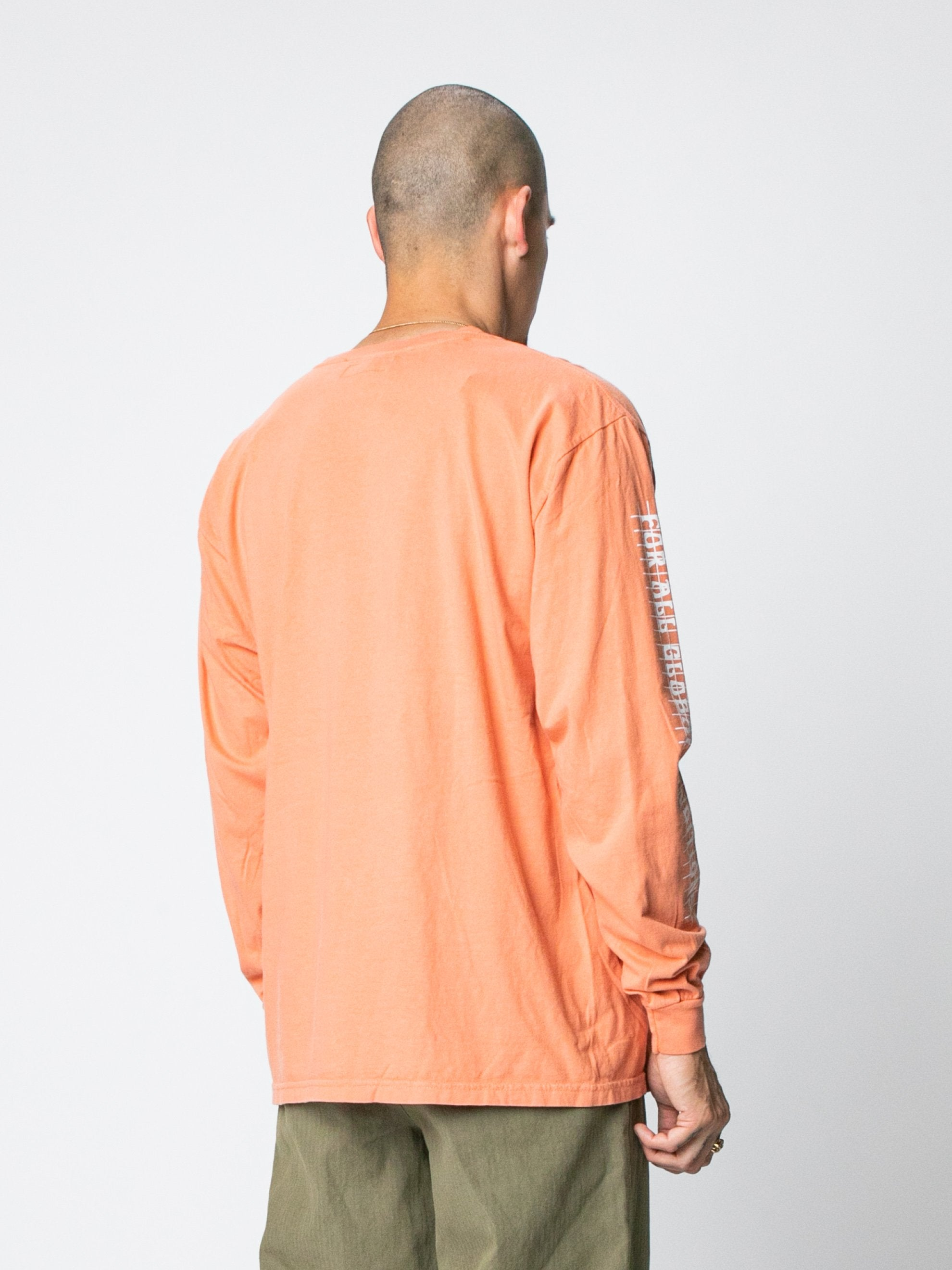Terracotta Equator L/S T-Shirt 5