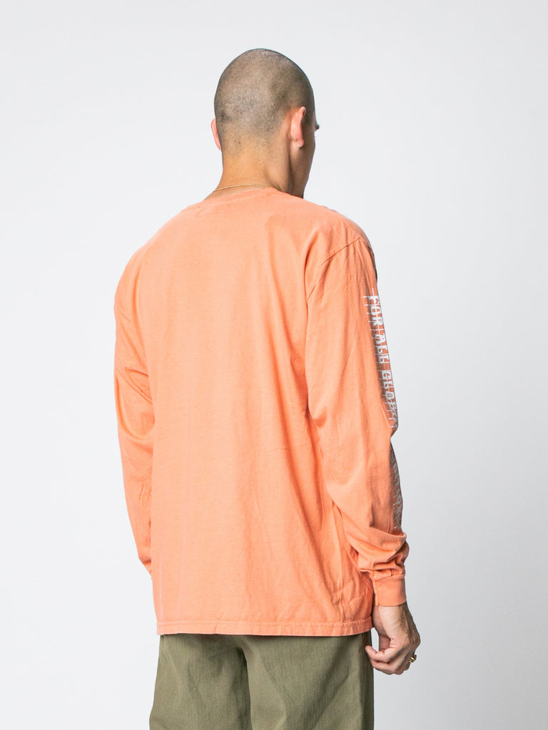 Terracotta Equator L/S T-Shirt 514326248931405