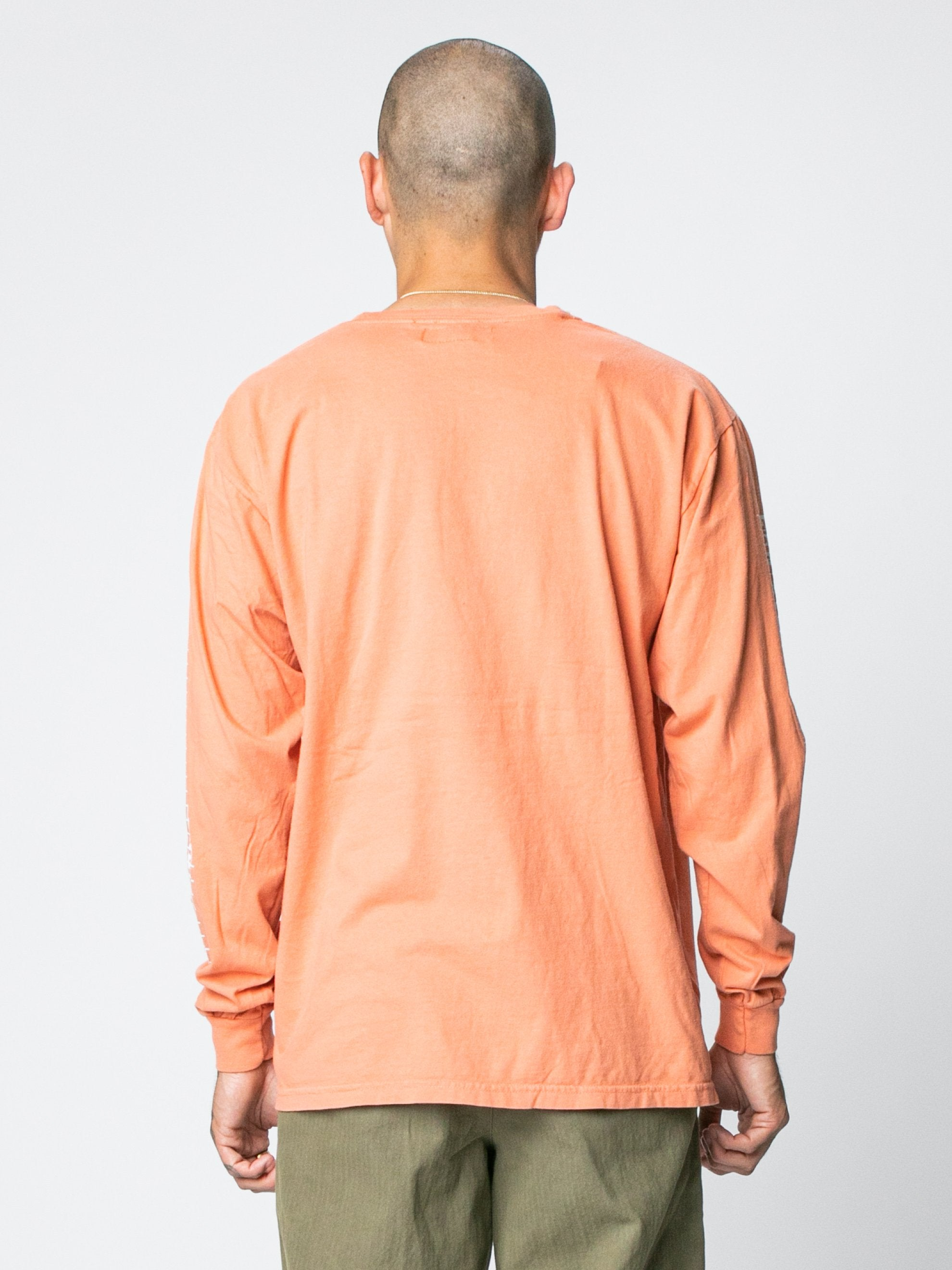 Terracotta Equator L/S T-Shirt 6