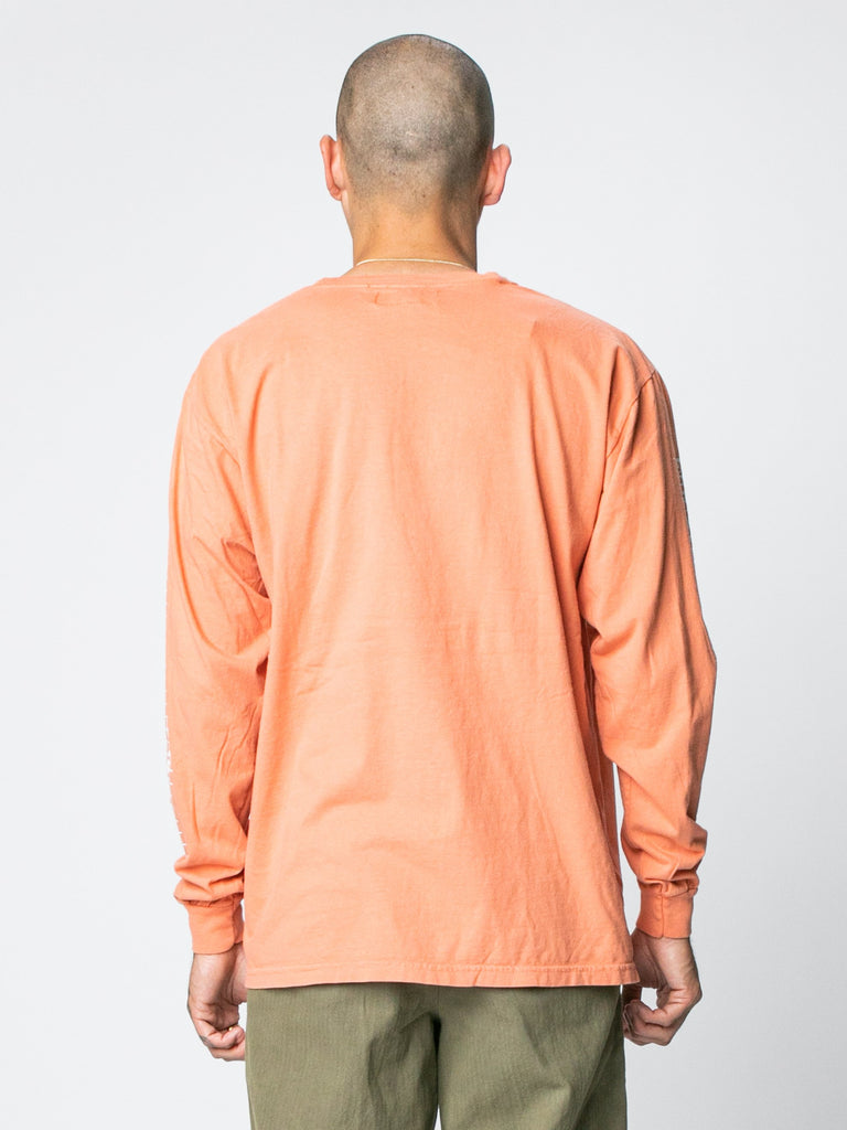 Terracotta Equator L/S T-Shirt 614326248964173