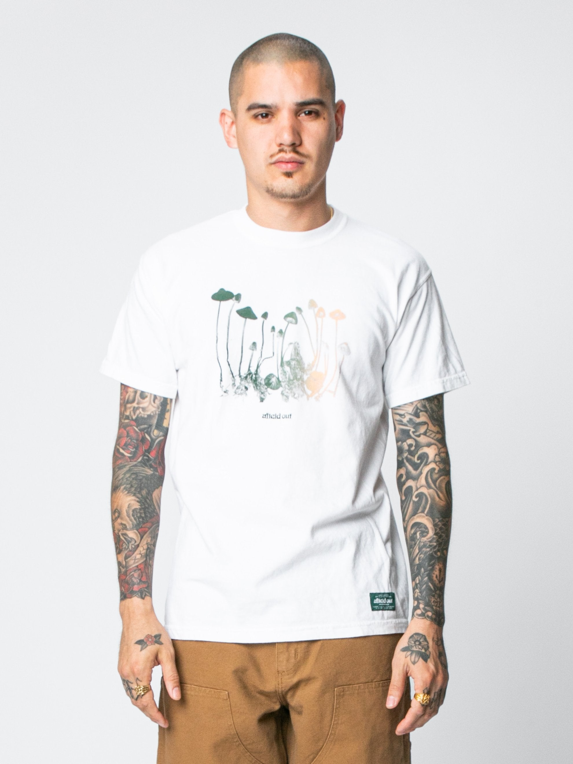 White Hallucinate T-Shirt 2
