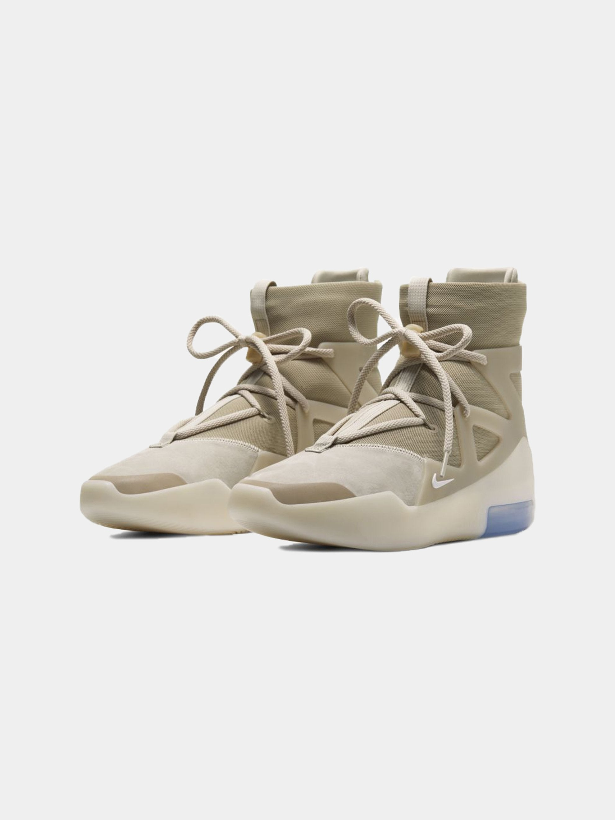 Multi-Color/String Oatmeal Nike Air Fear of God 1 2