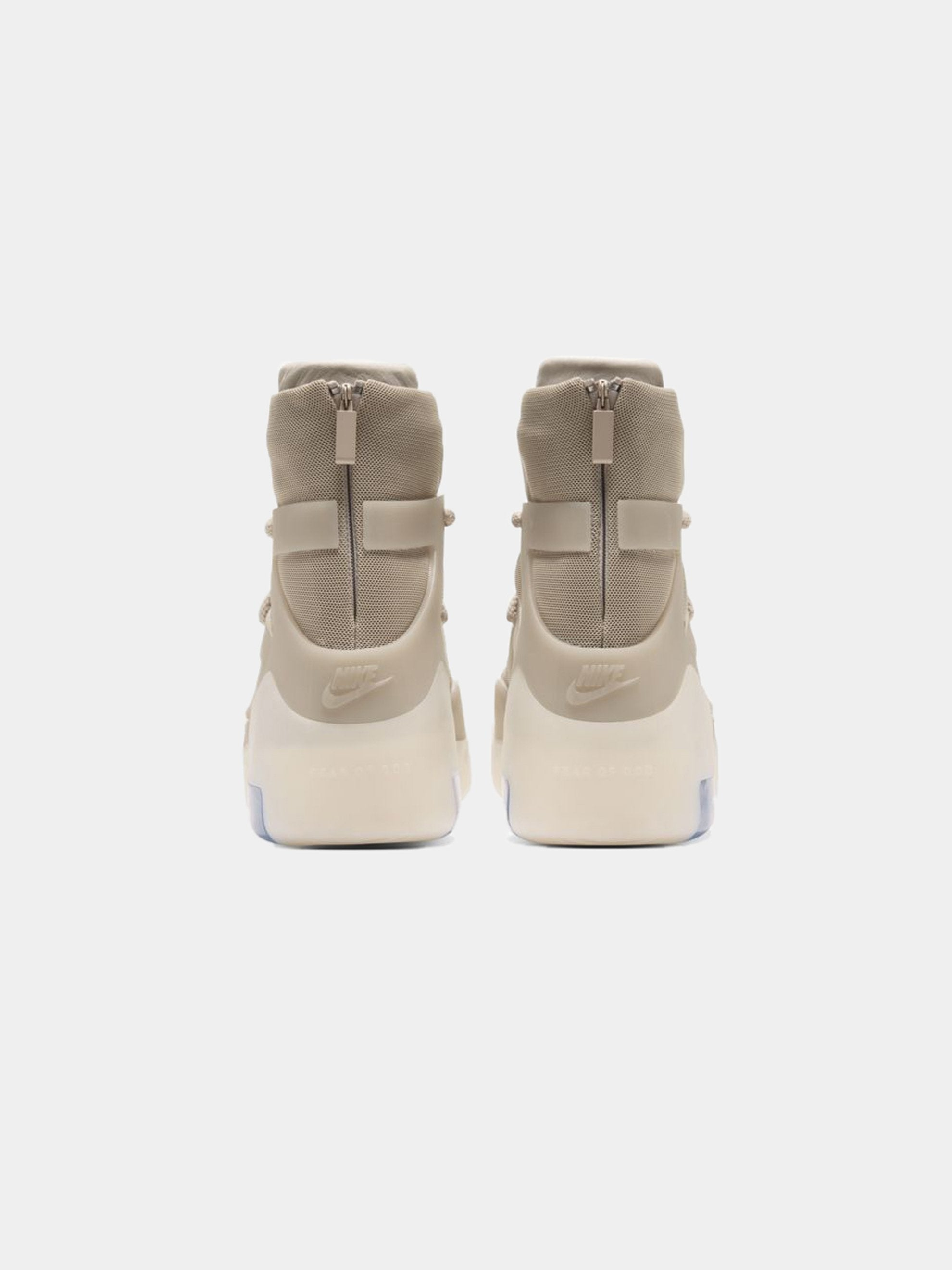 Multi-Color/String Oatmeal Nike Air Fear of God 1 3