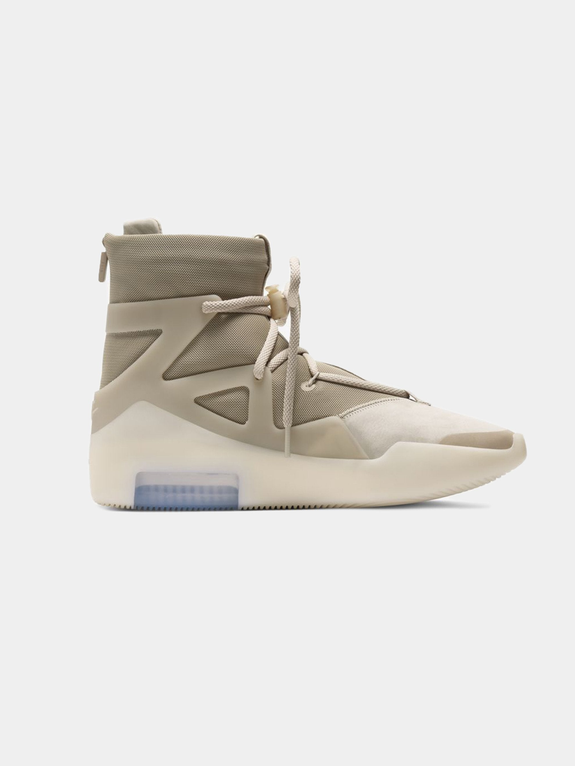 Multi-Color/String Oatmeal Nike Air Fear of God 1 4