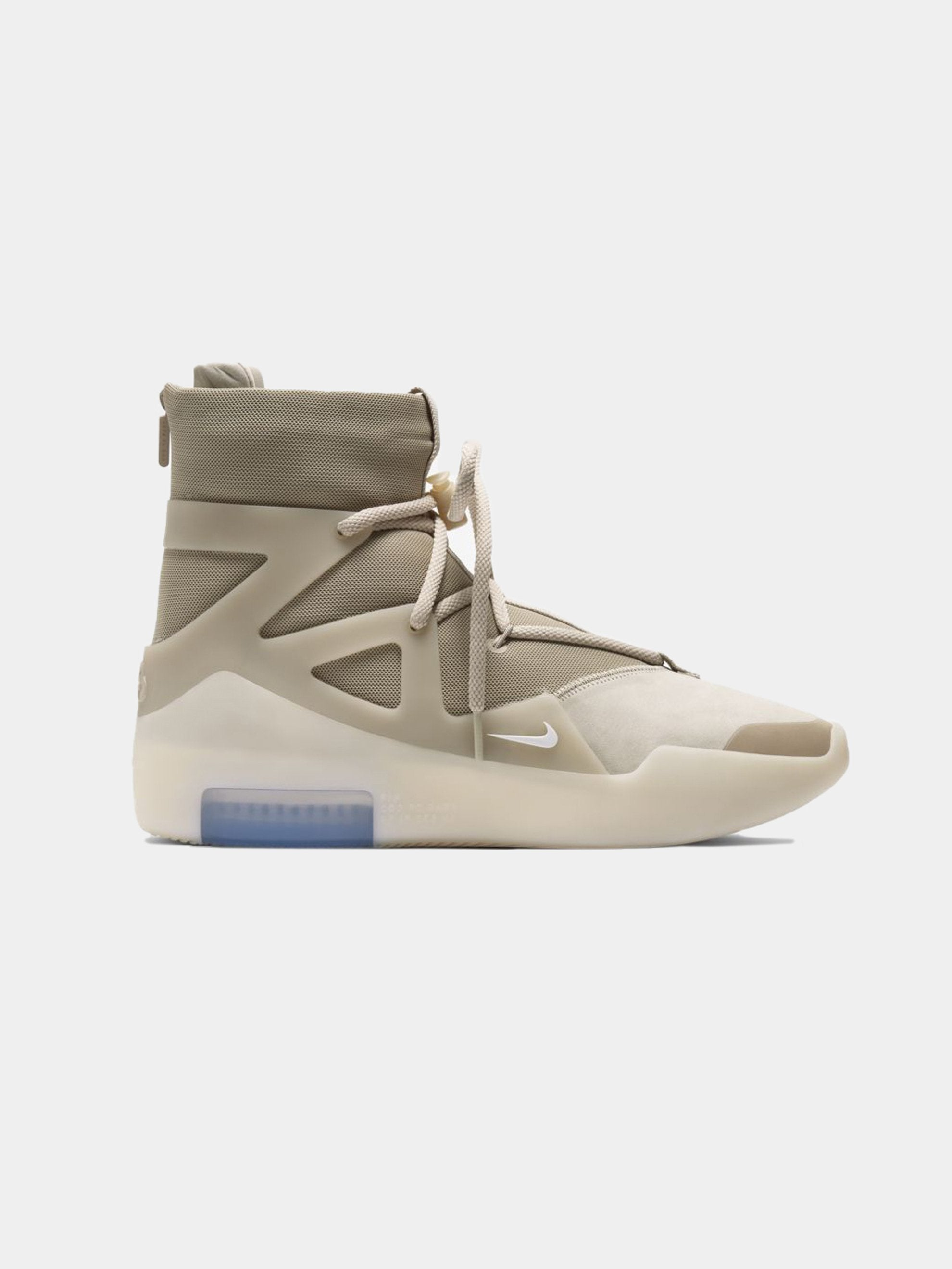 Multi-Color/String Oatmeal Nike Air Fear of God 1 1