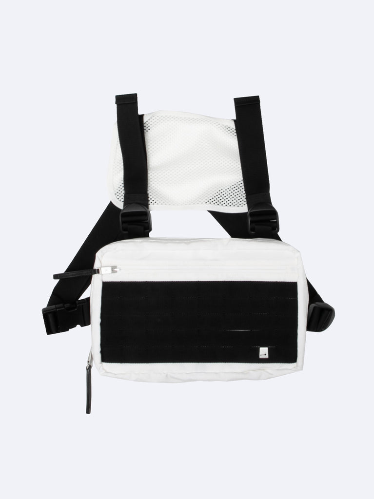 Contrast Chest Rig Bag