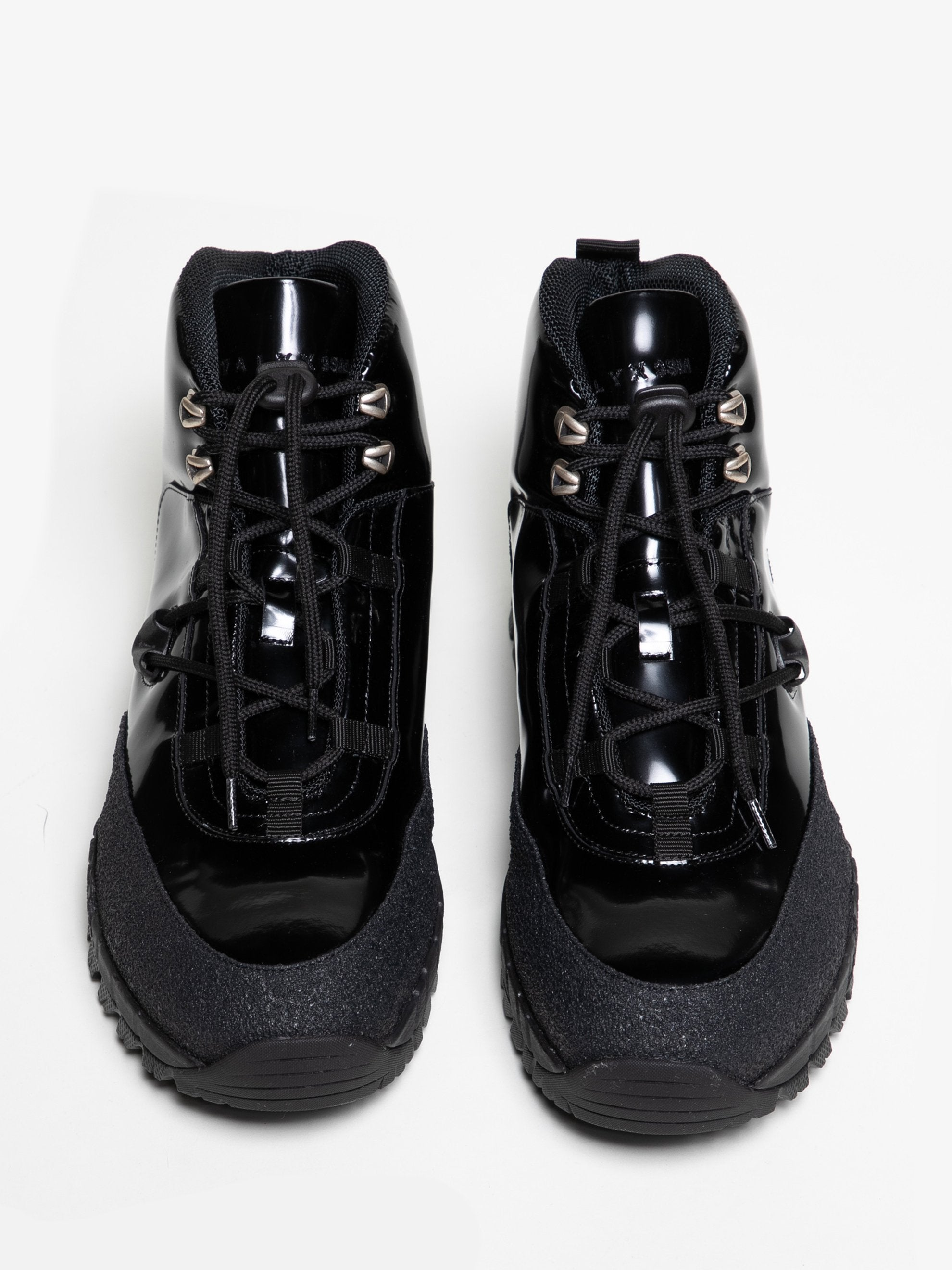 Black Hiking Boots 3