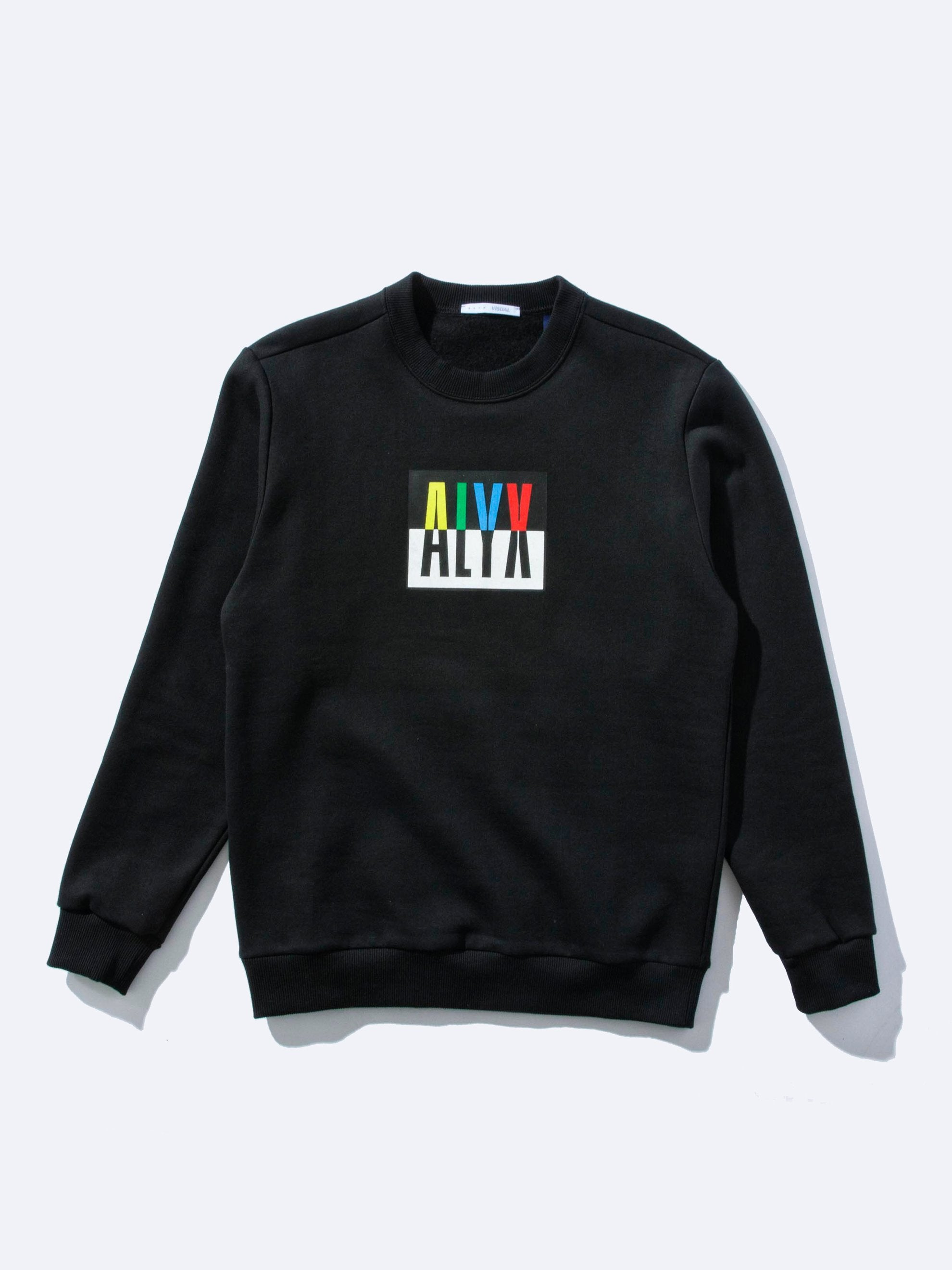 Colorblock Crewneck Sweatshirt