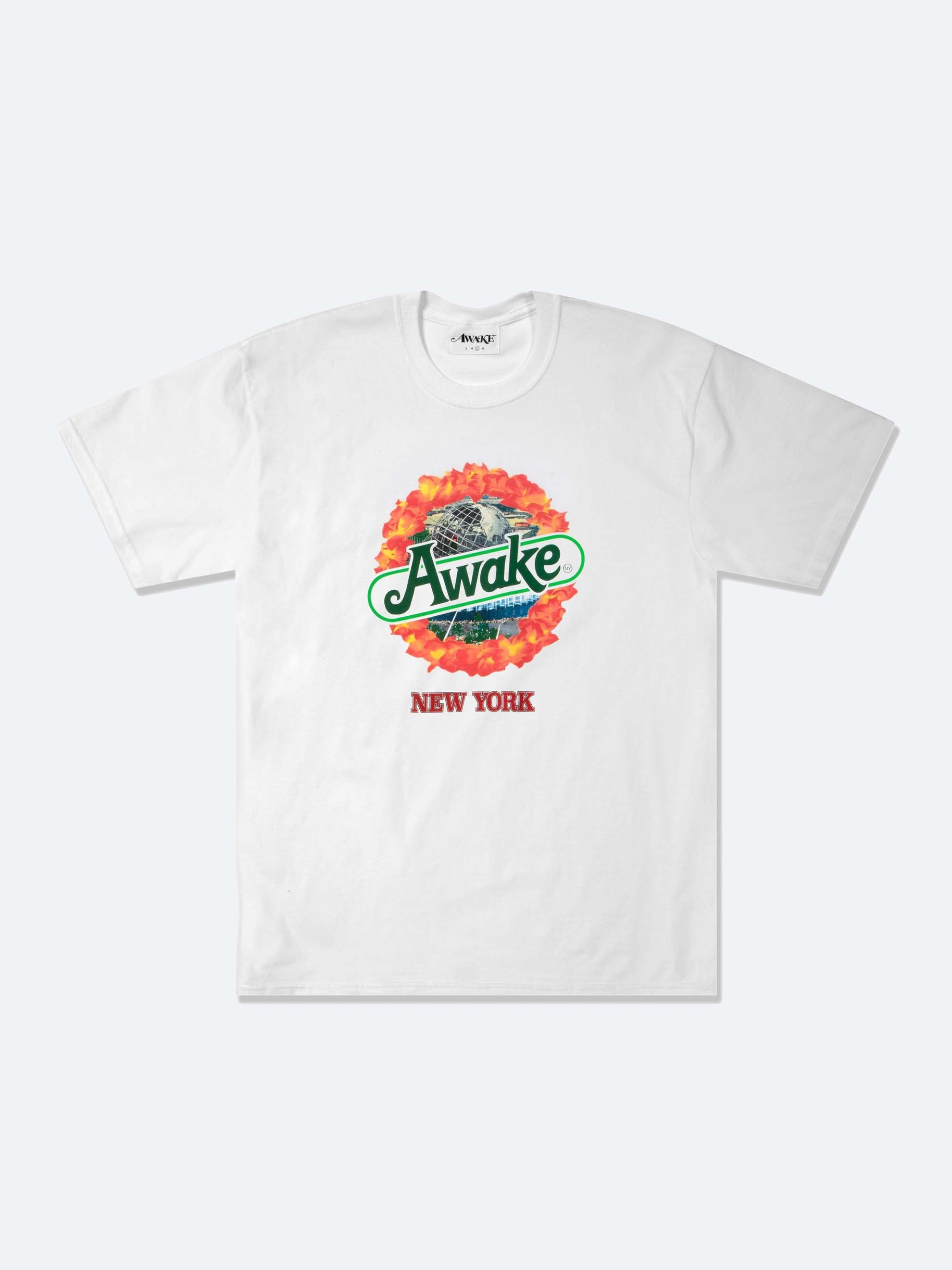 White Strawberry Kiwi S/S T-Shirt 1