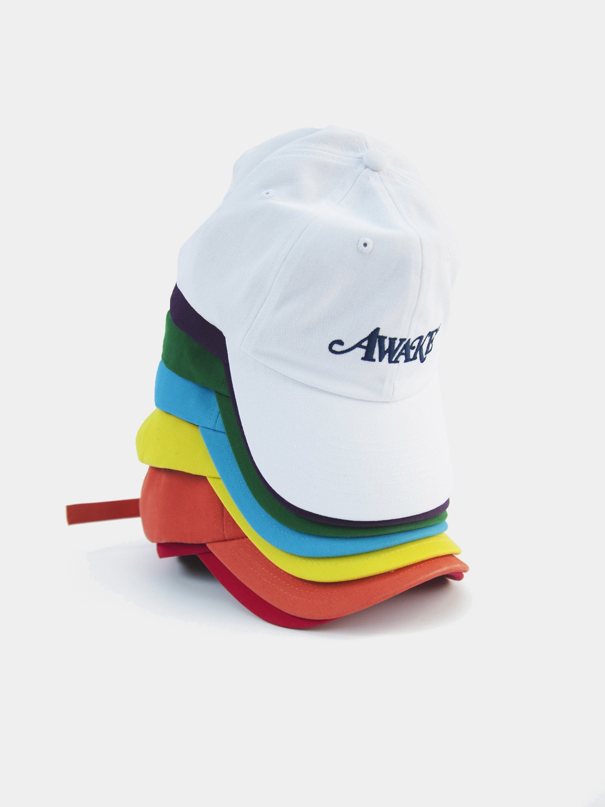 White Logo Hat 1
