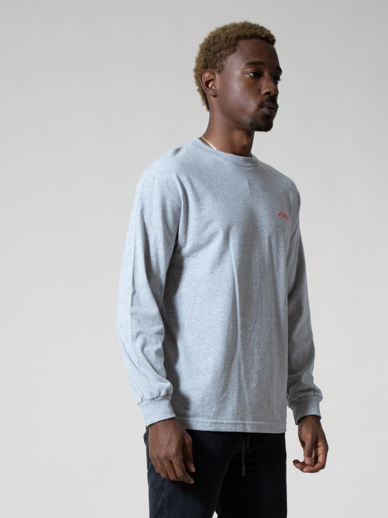 Wave Logo L/S T-Shirt