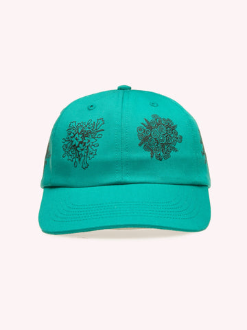 Say It With Flowers 6-Panel Hat