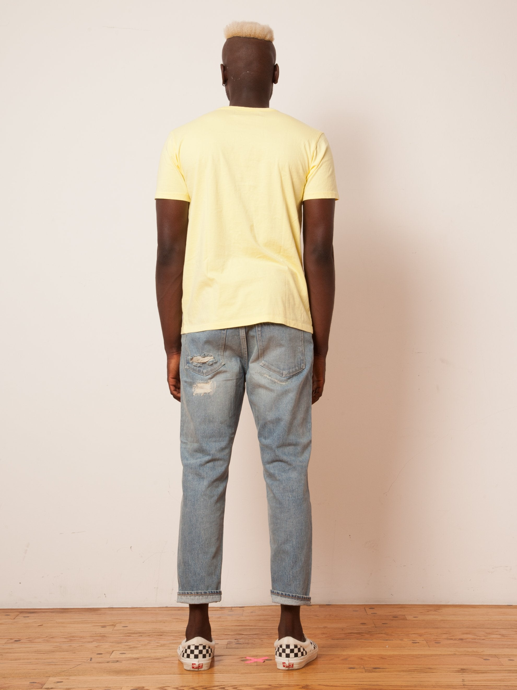 Yellow California T-Shirt 3