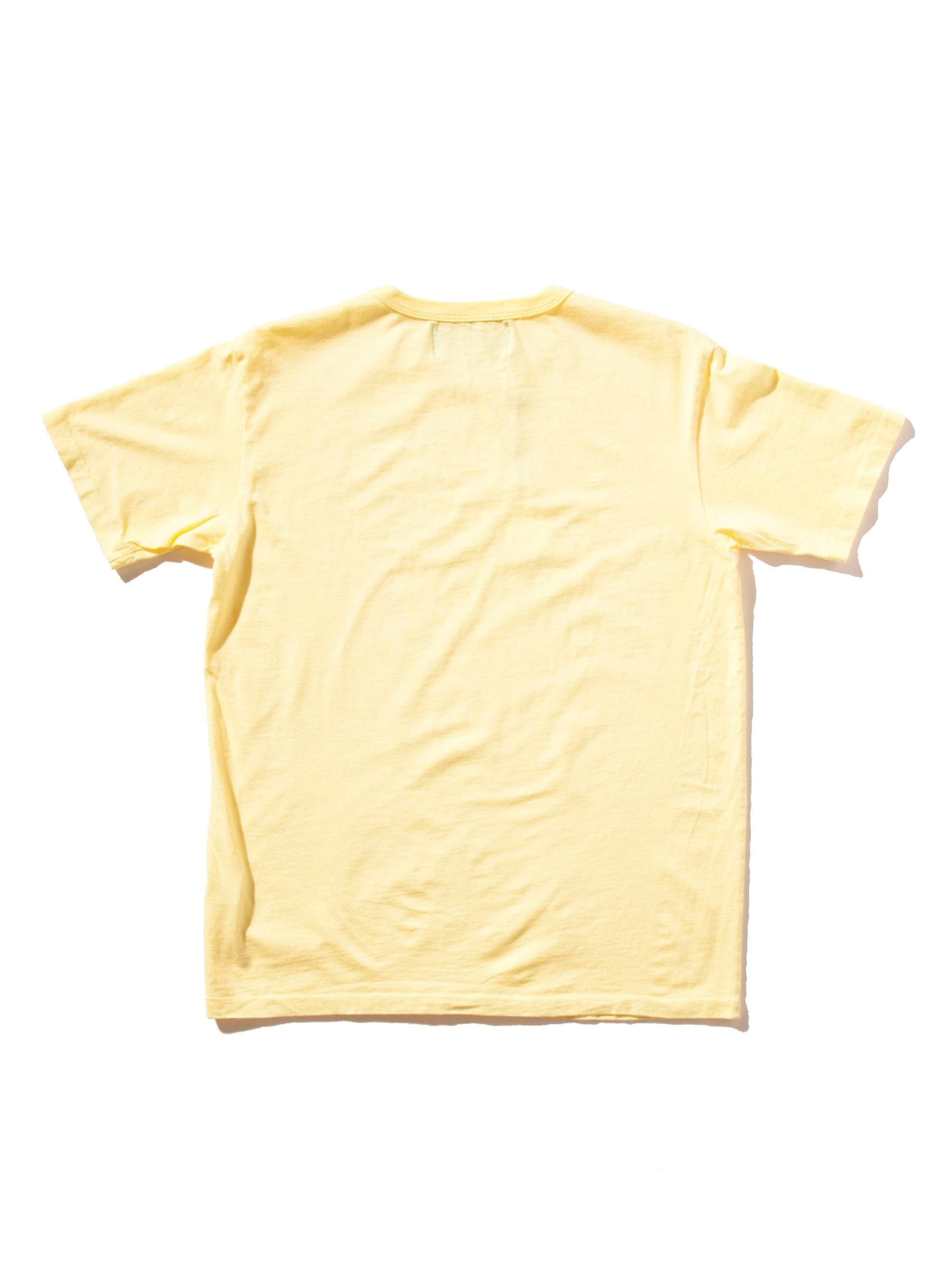 Yellow California T-Shirt 4