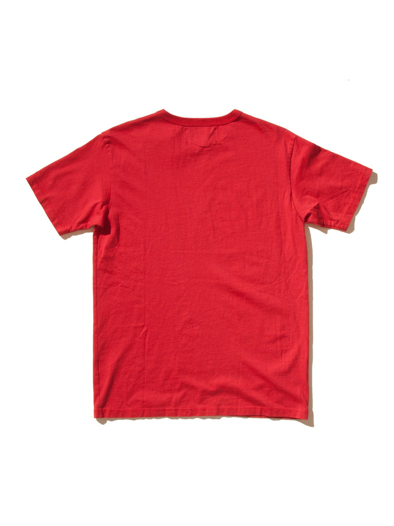 Red California T-Shirt 723140302729
