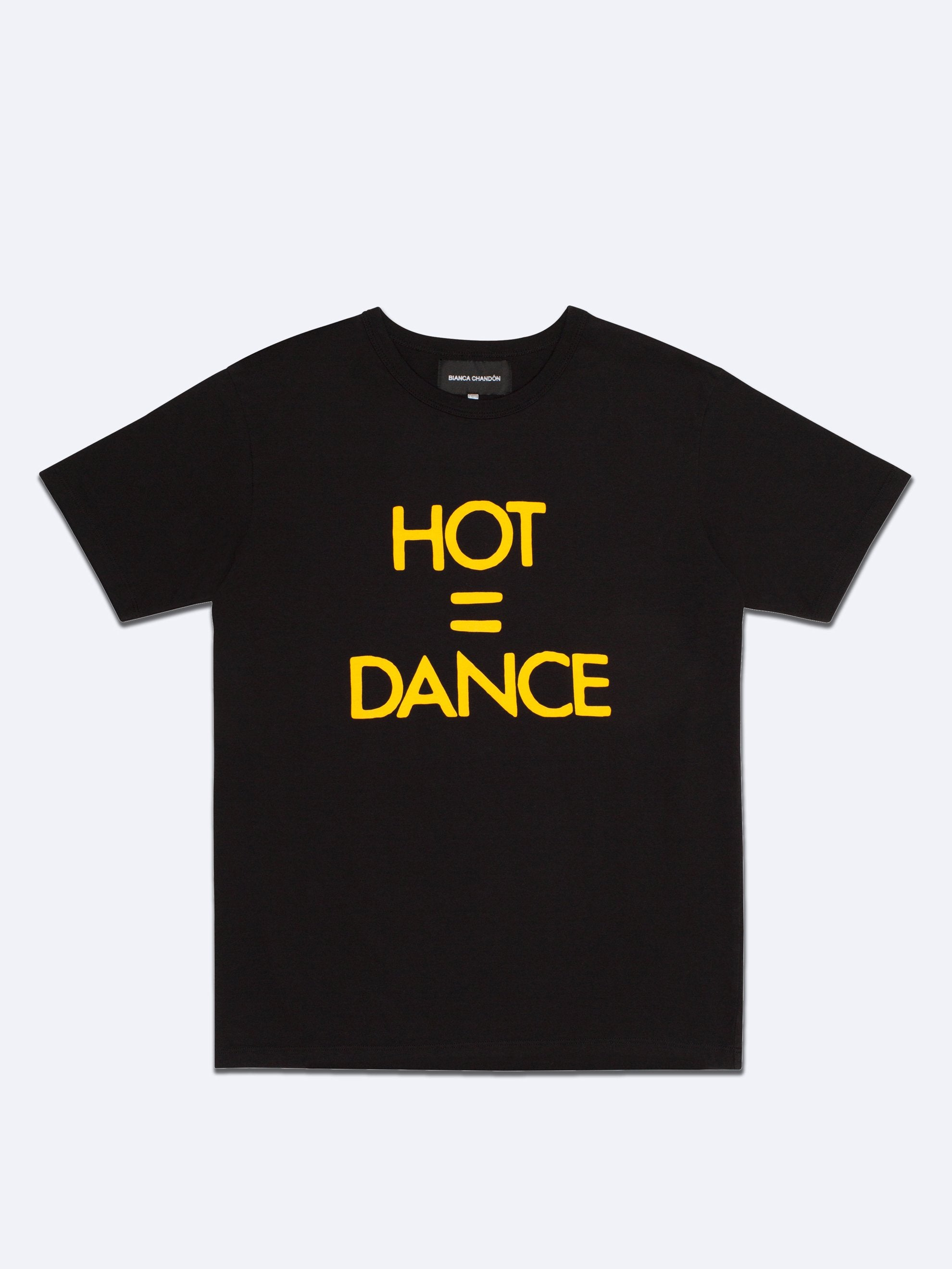 Black Hot=Dance T-Shirt (Anniversary Reissue) 1