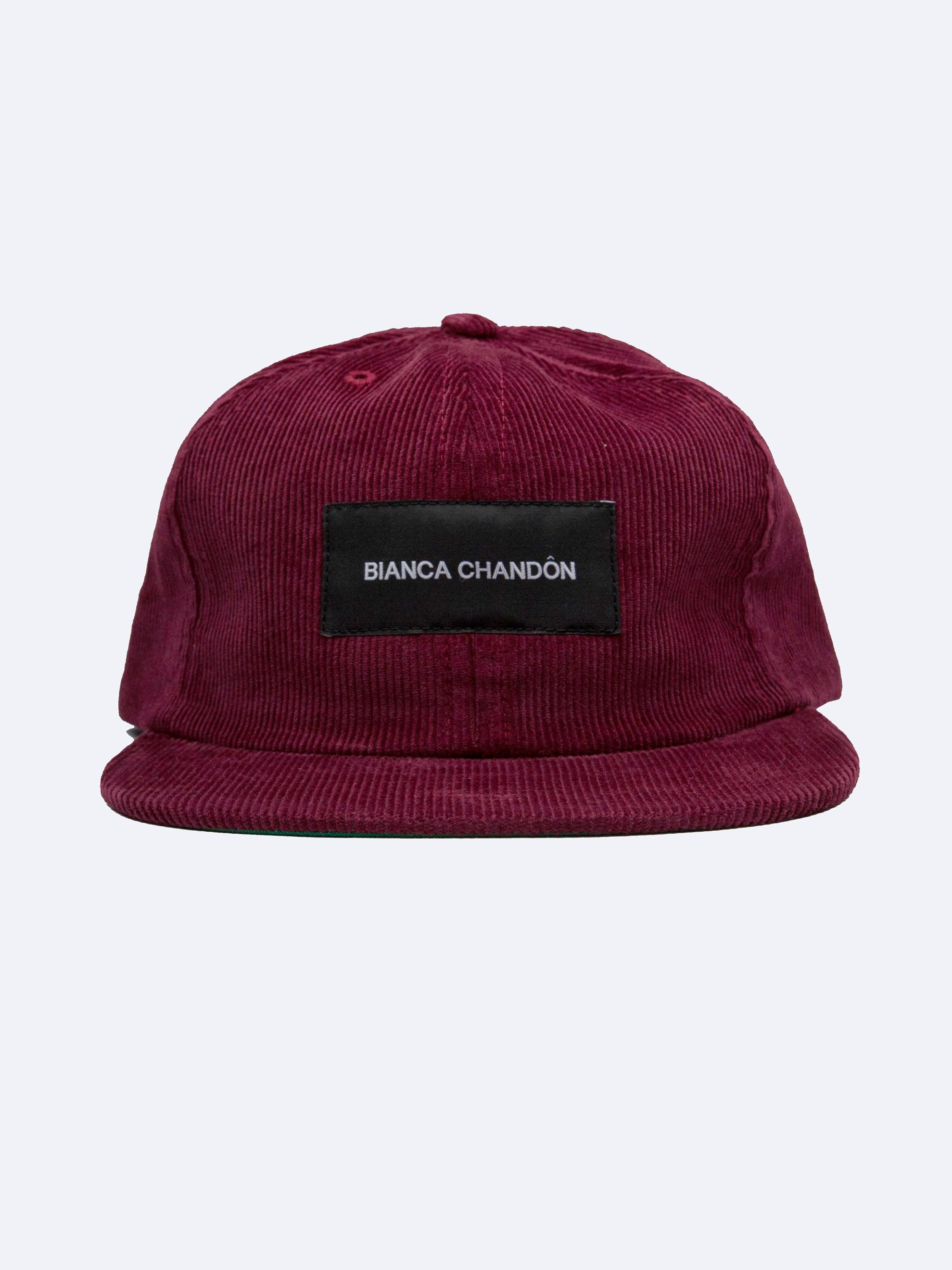 806f524ce09c7 Buy Bianca Chandon Logotype Label Polo Cap Online at UNION LOS ANGELES