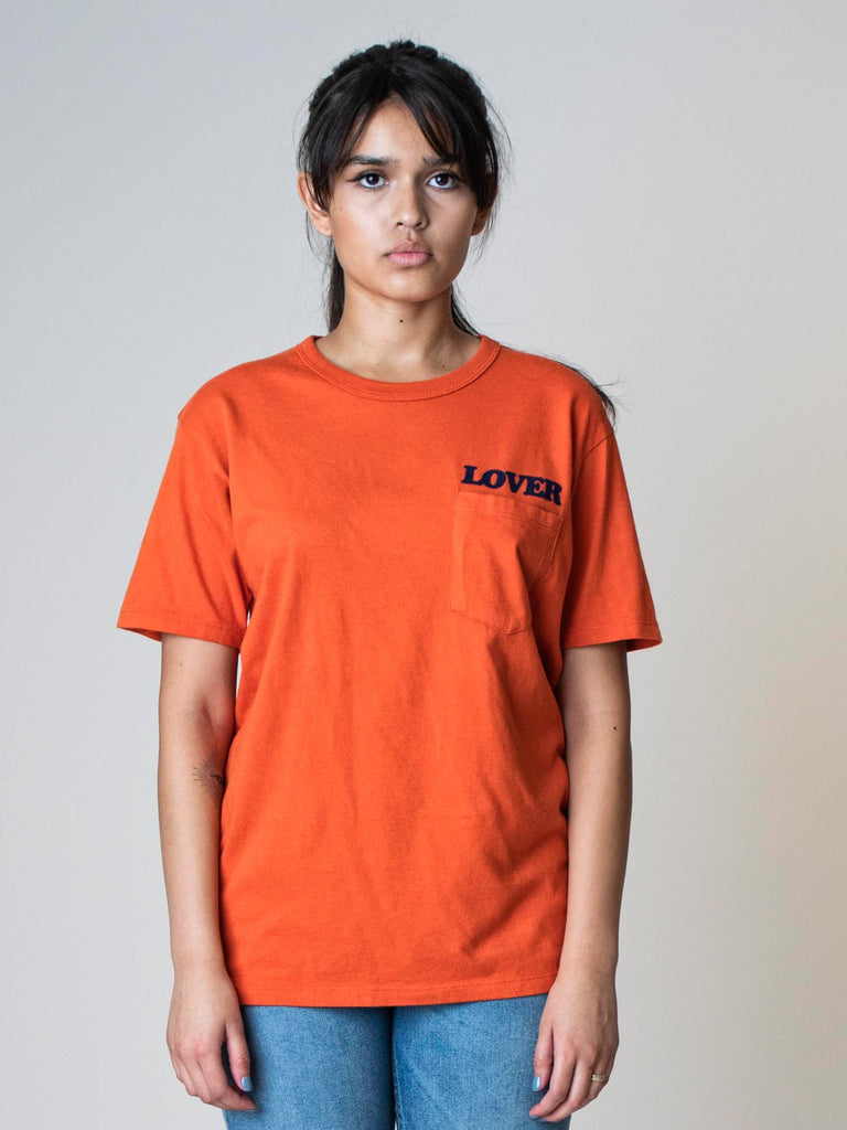 Lover Pocket S/S T-Shirt