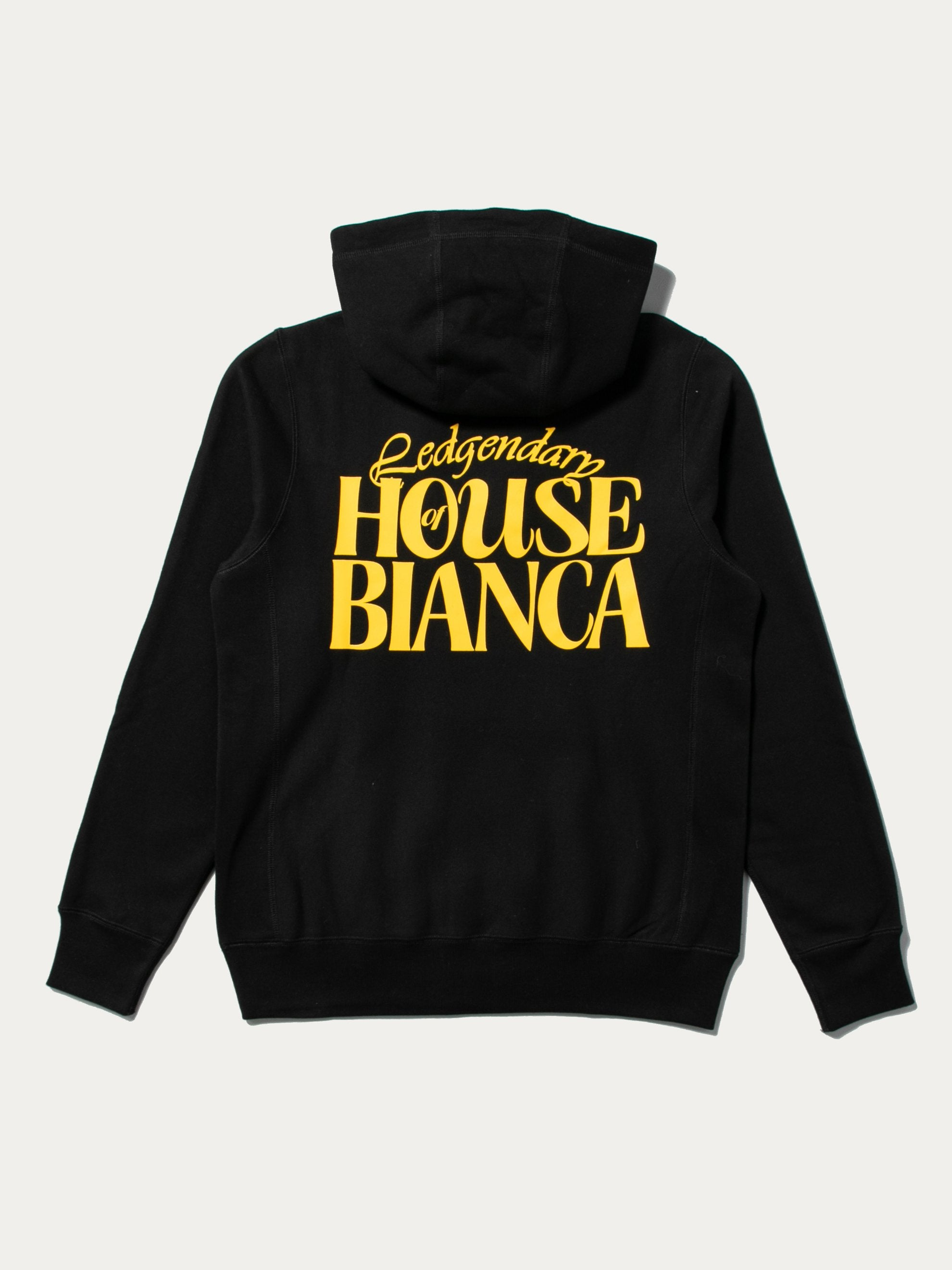 Black House Of Bianca Pull Over Hood 1