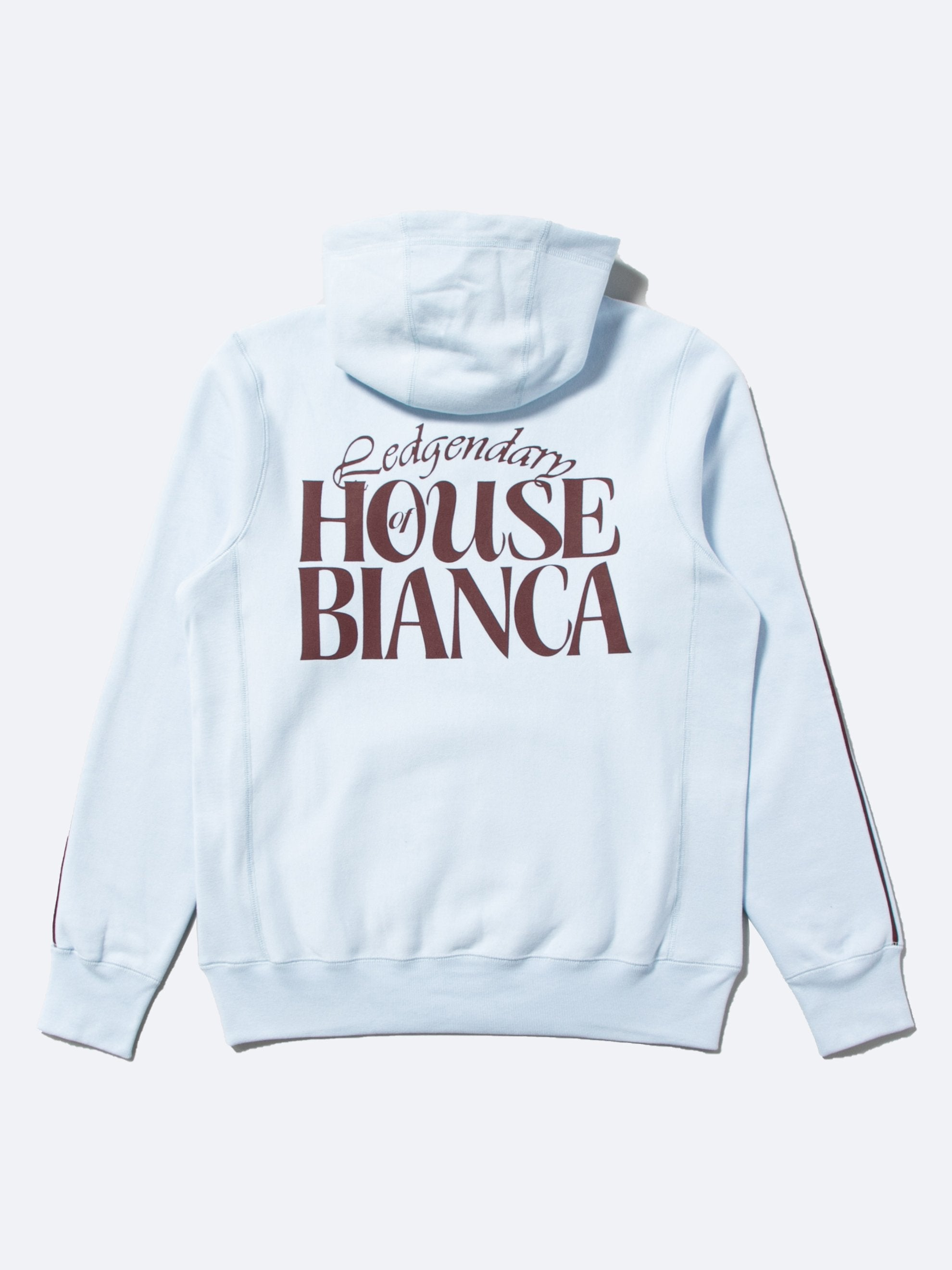 Baby Blue House Of Bianca Pull Over Hood 1