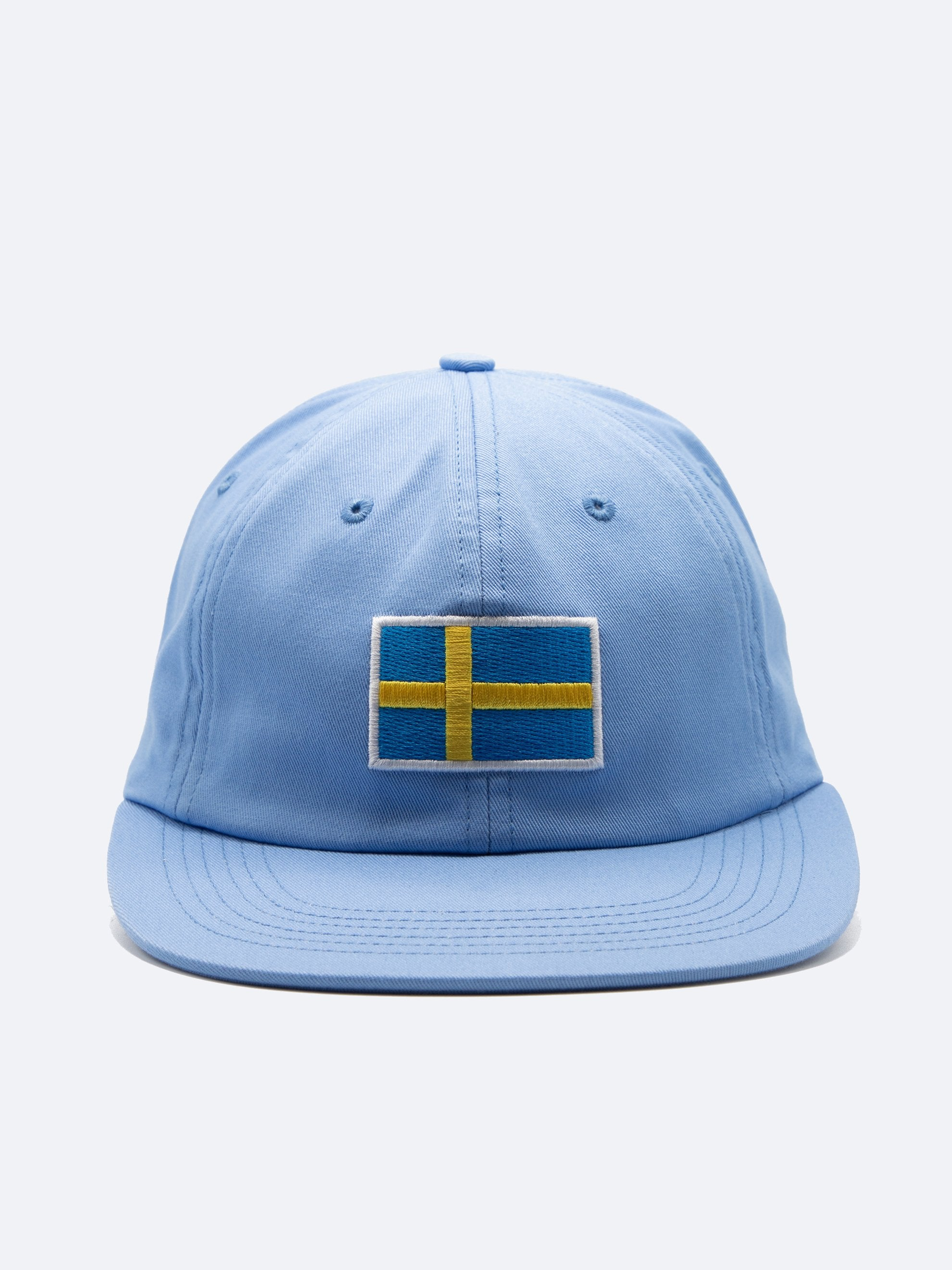Blue Flag Hat (Sweden) 1