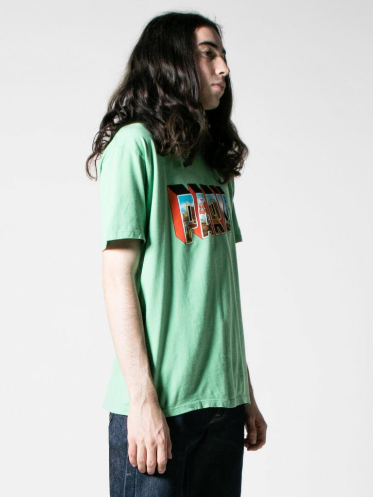 Green Greetings From Paris T-Shirt 413571458793549