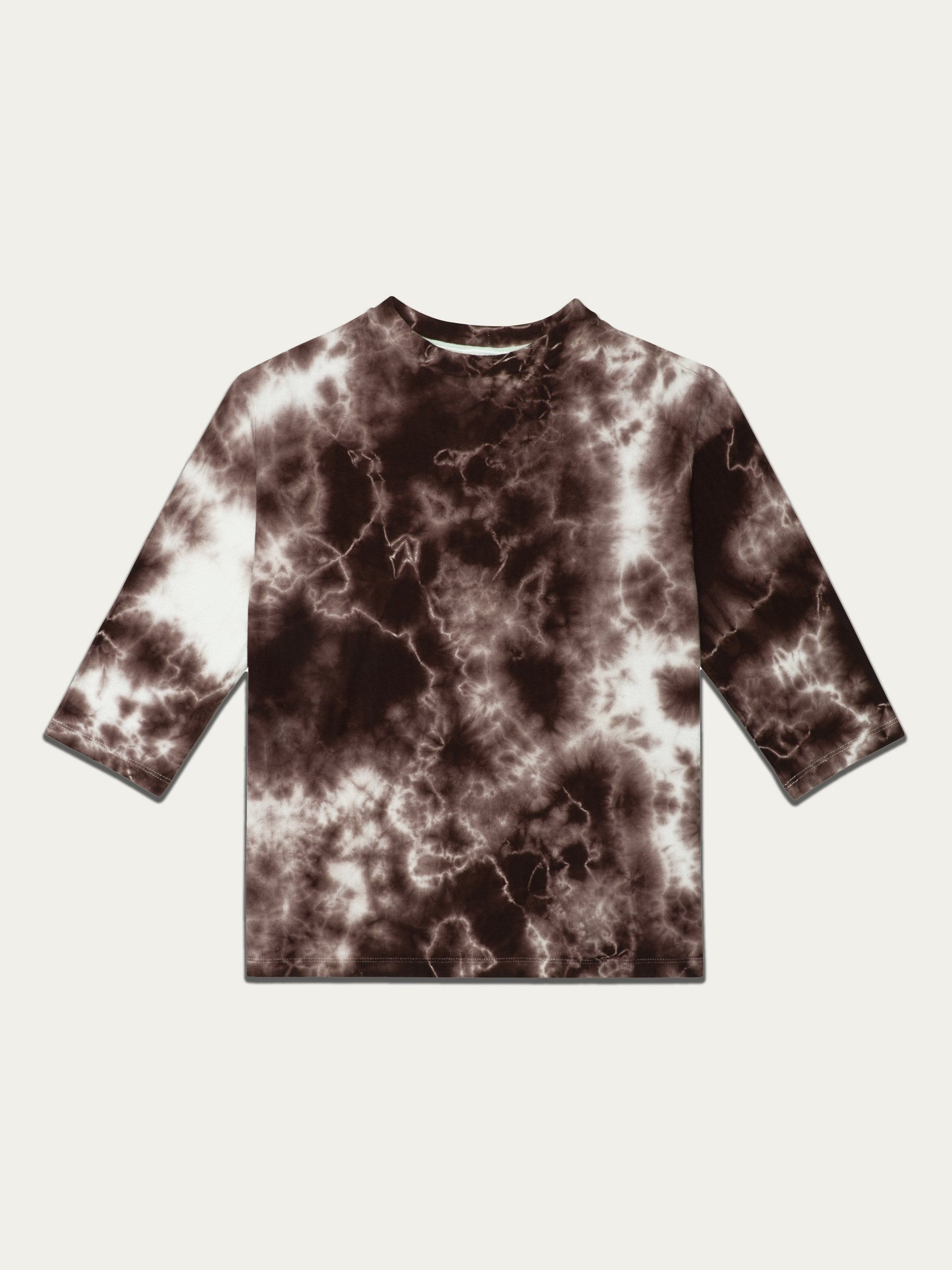 Coffee Tye-Dye Top 1