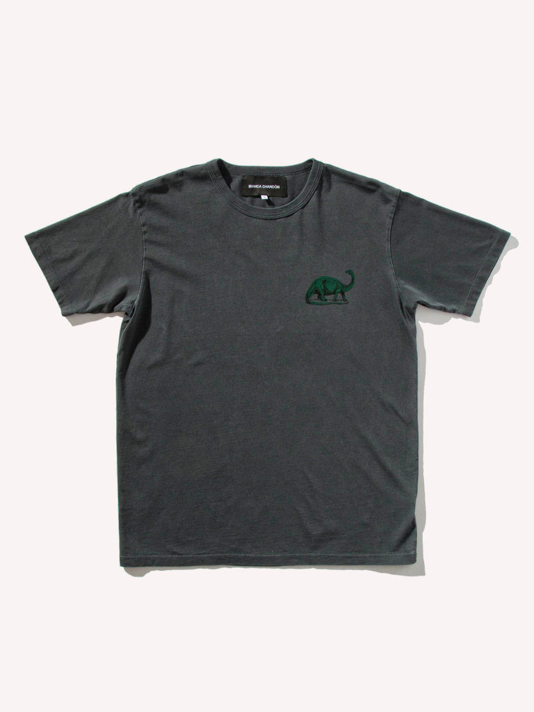 Over Dyed Black Arthur T-Shirt 721006976841
