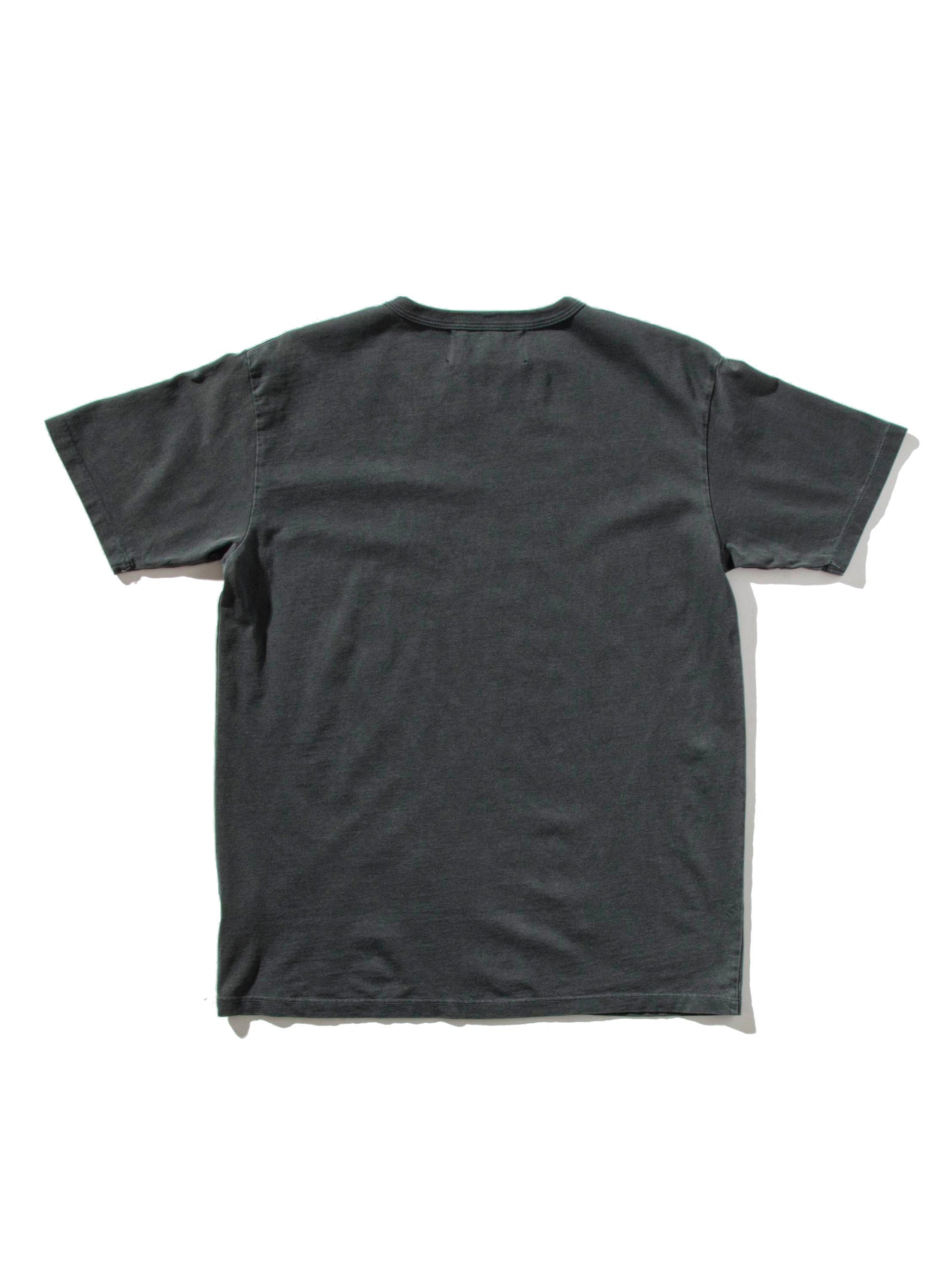 Over Dyed Black Arthur T-Shirt 8