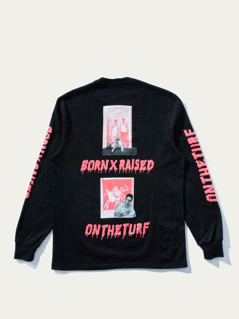 5efbd68c Buy Born x Raised Turf Talk L/S T-Shirt Online at UNION LOS ANGELES