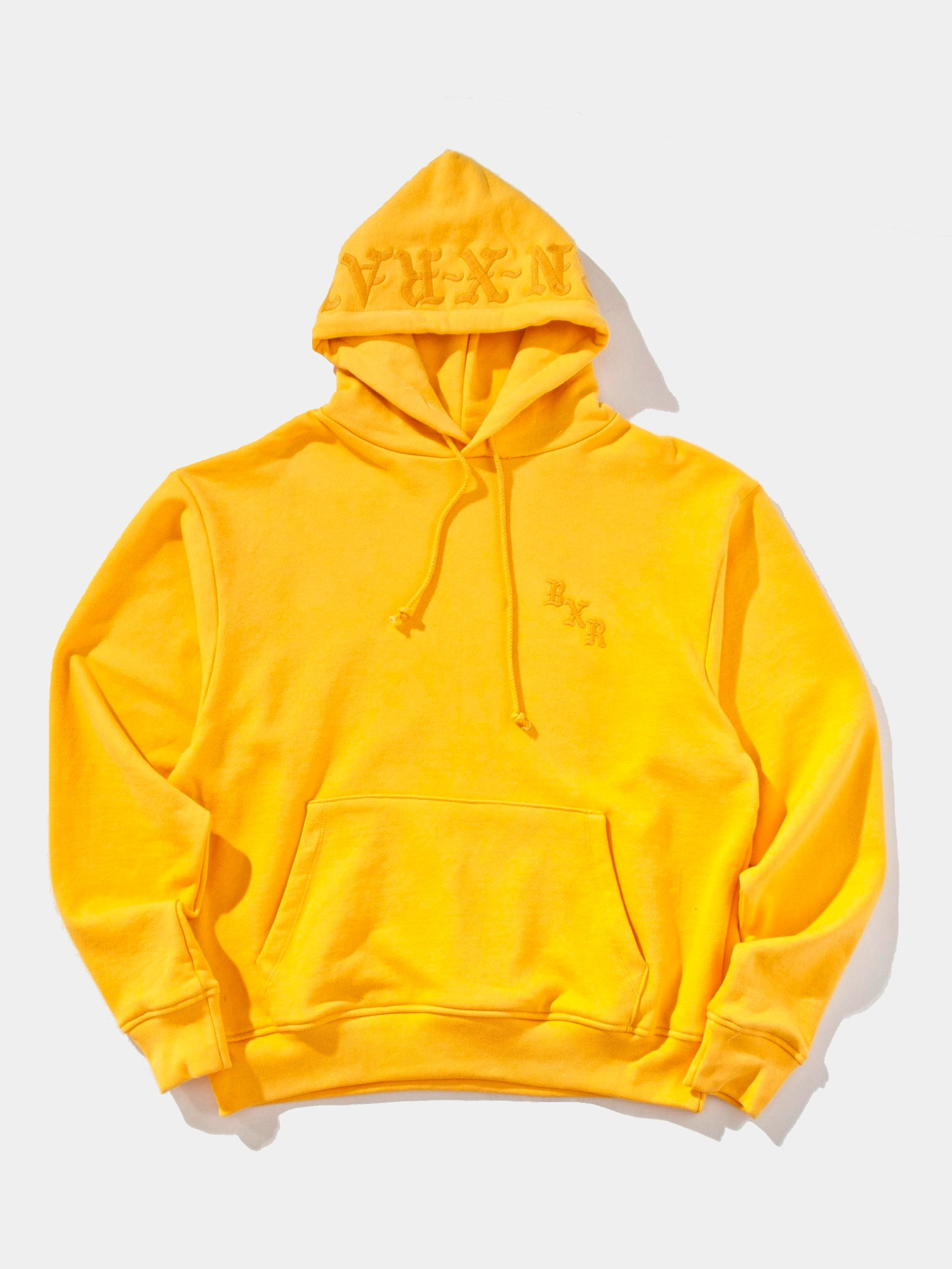 BXR Tonal Hooded Sweatshirt