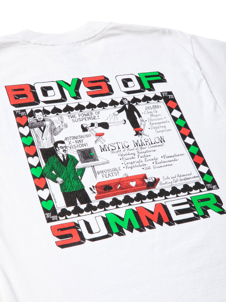 White Boys of Marlow T-Shirt 722498440841
