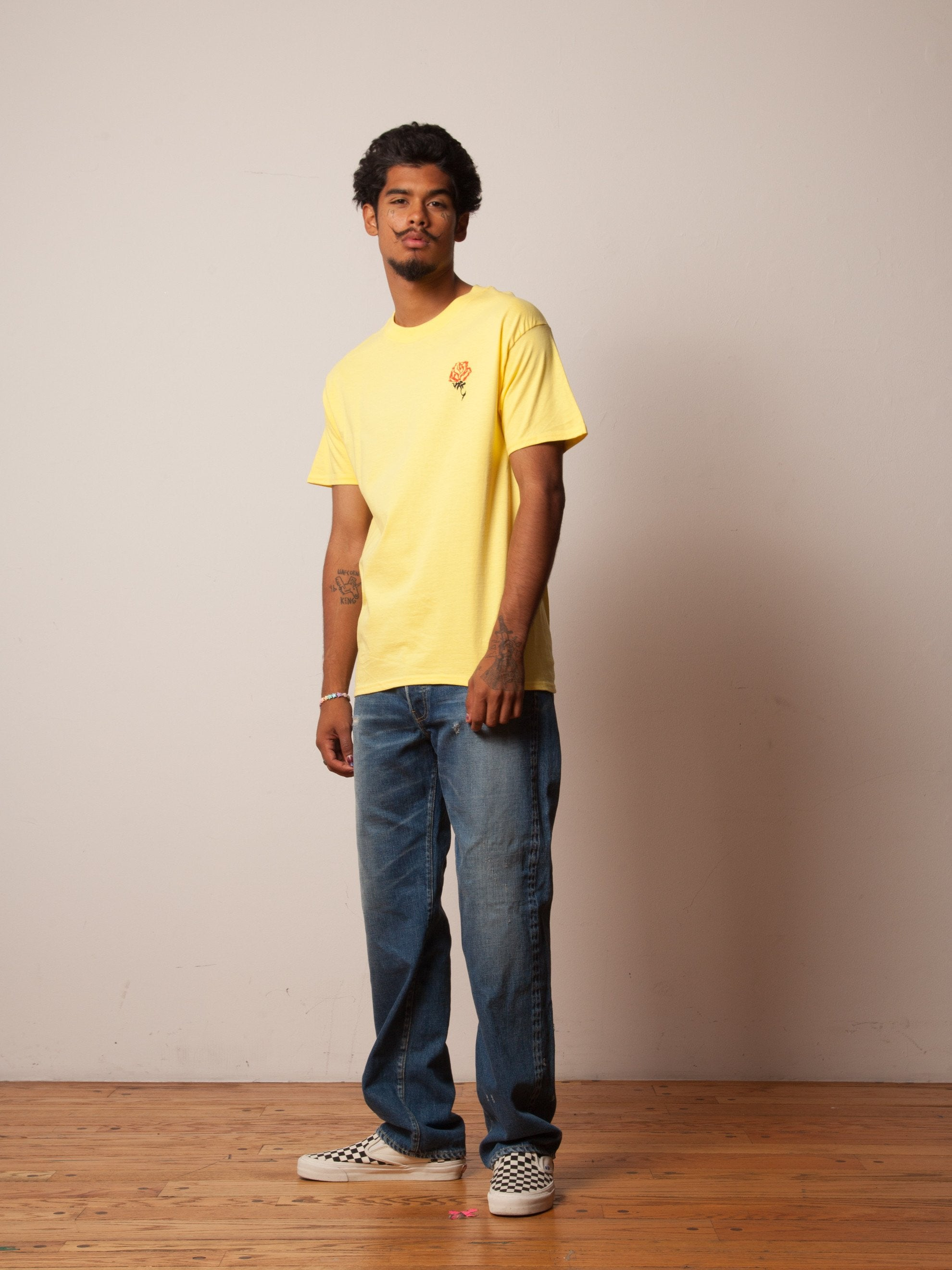 Yellow Boys of Paradise T-Shirt 5