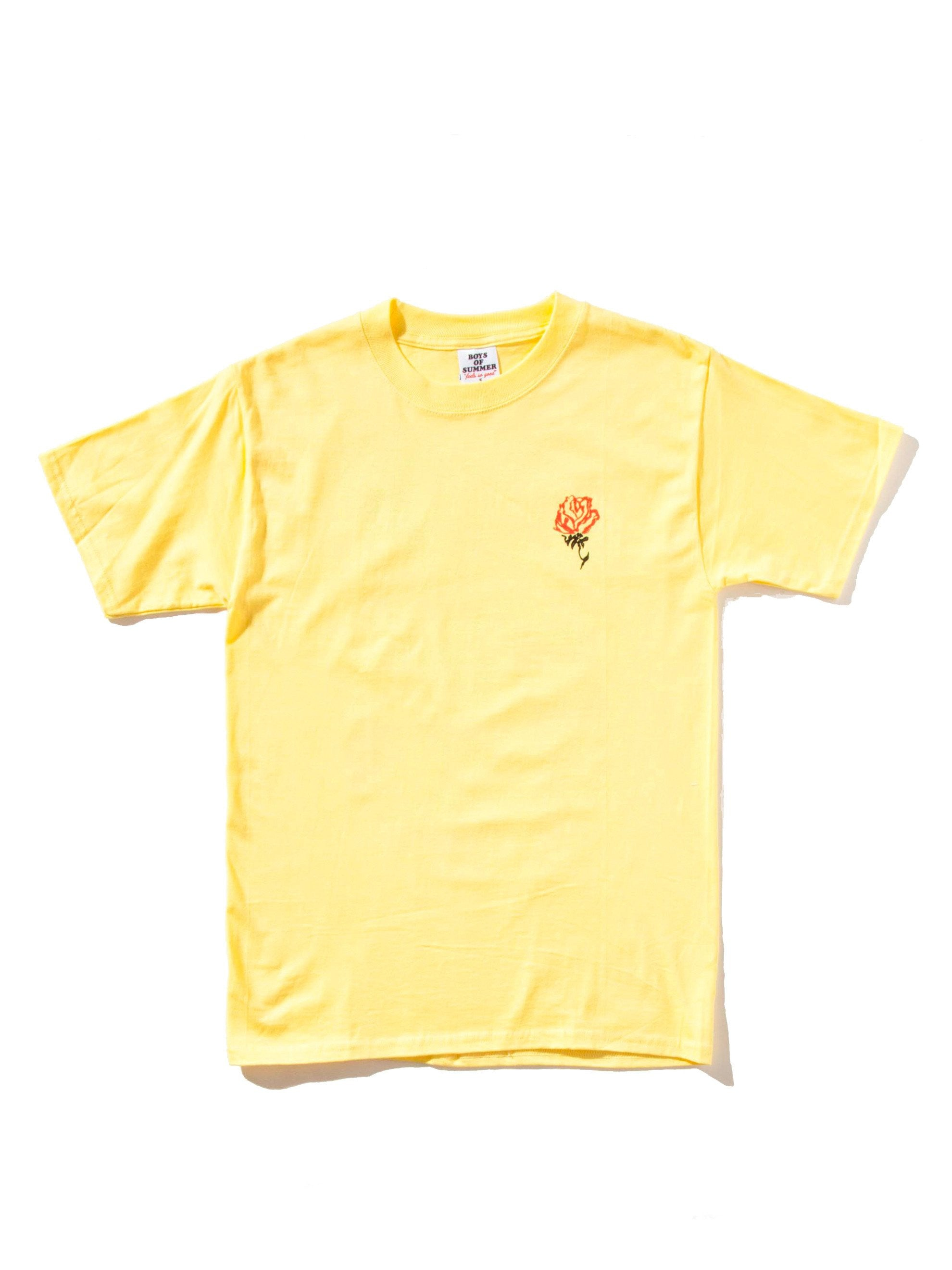 Yellow Boys of Paradise T-Shirt 6