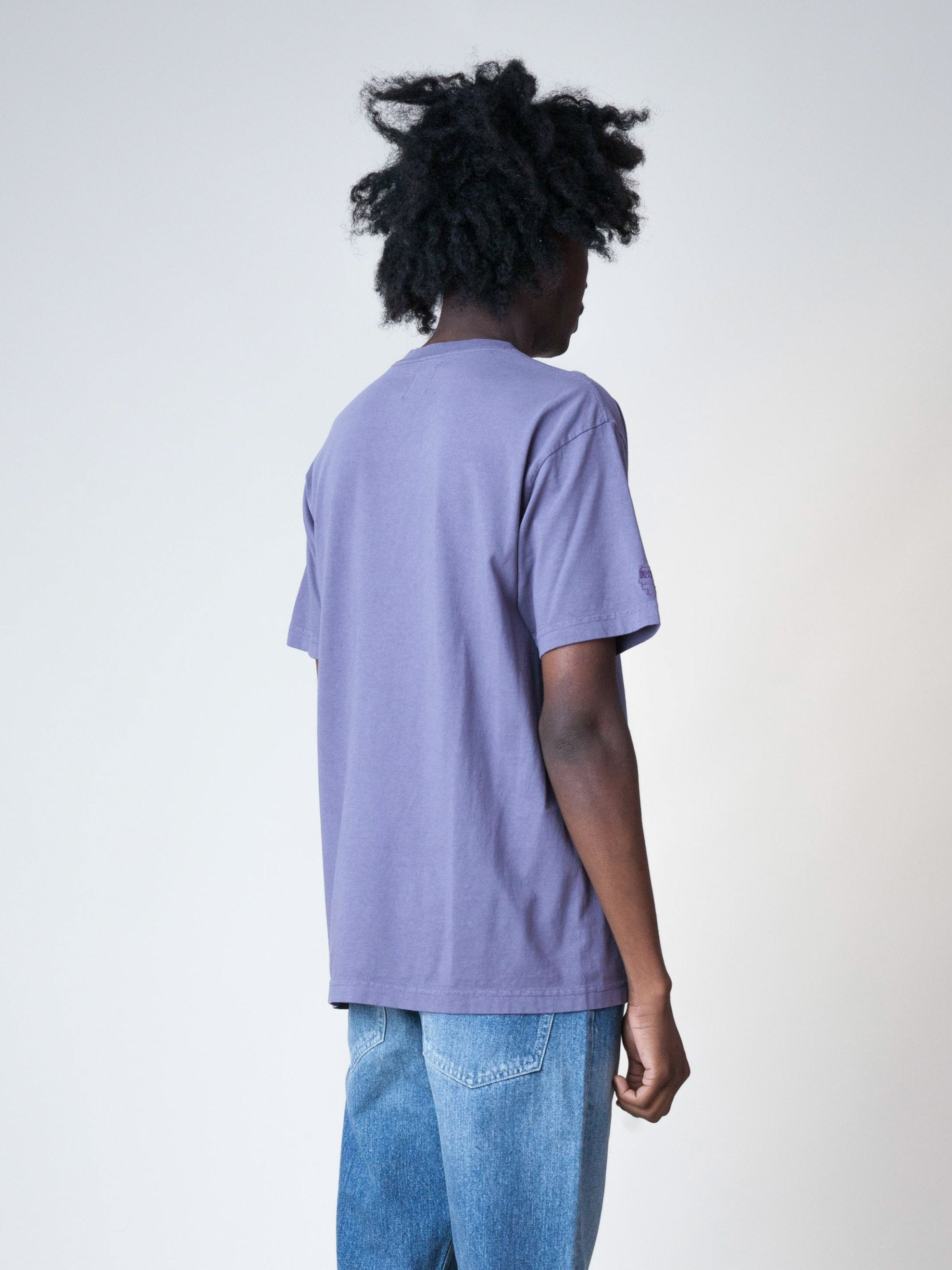 Plum Civilization Dull S/S T-Shirt 5