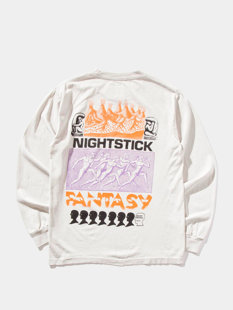 Nightstick Fantasy Long Sleeve T-Shirt