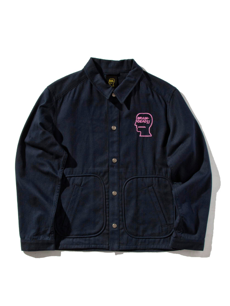 Navy Destroyer Club Jacket 521419272137