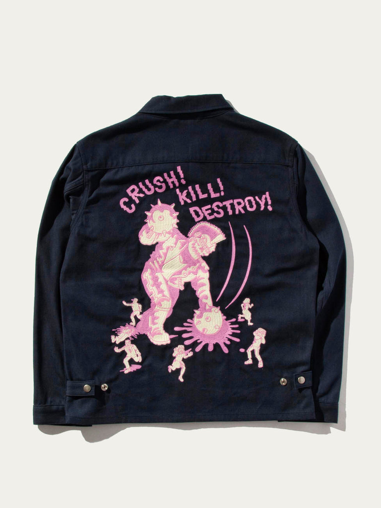 Destroyer Club Jacket