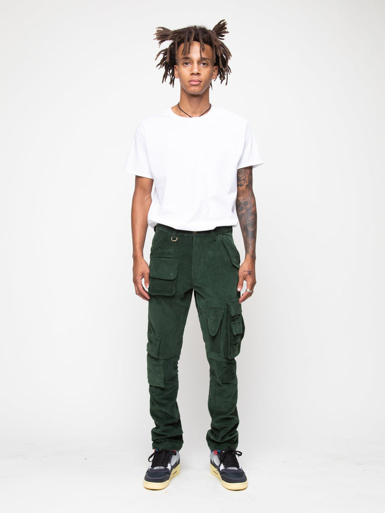 Olive 13 PKT Cargo Pant 215715197681741