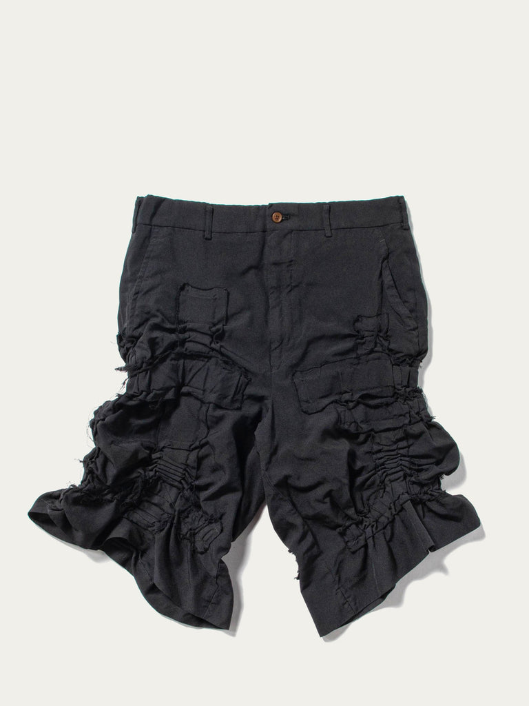 Ruched Short Pants
