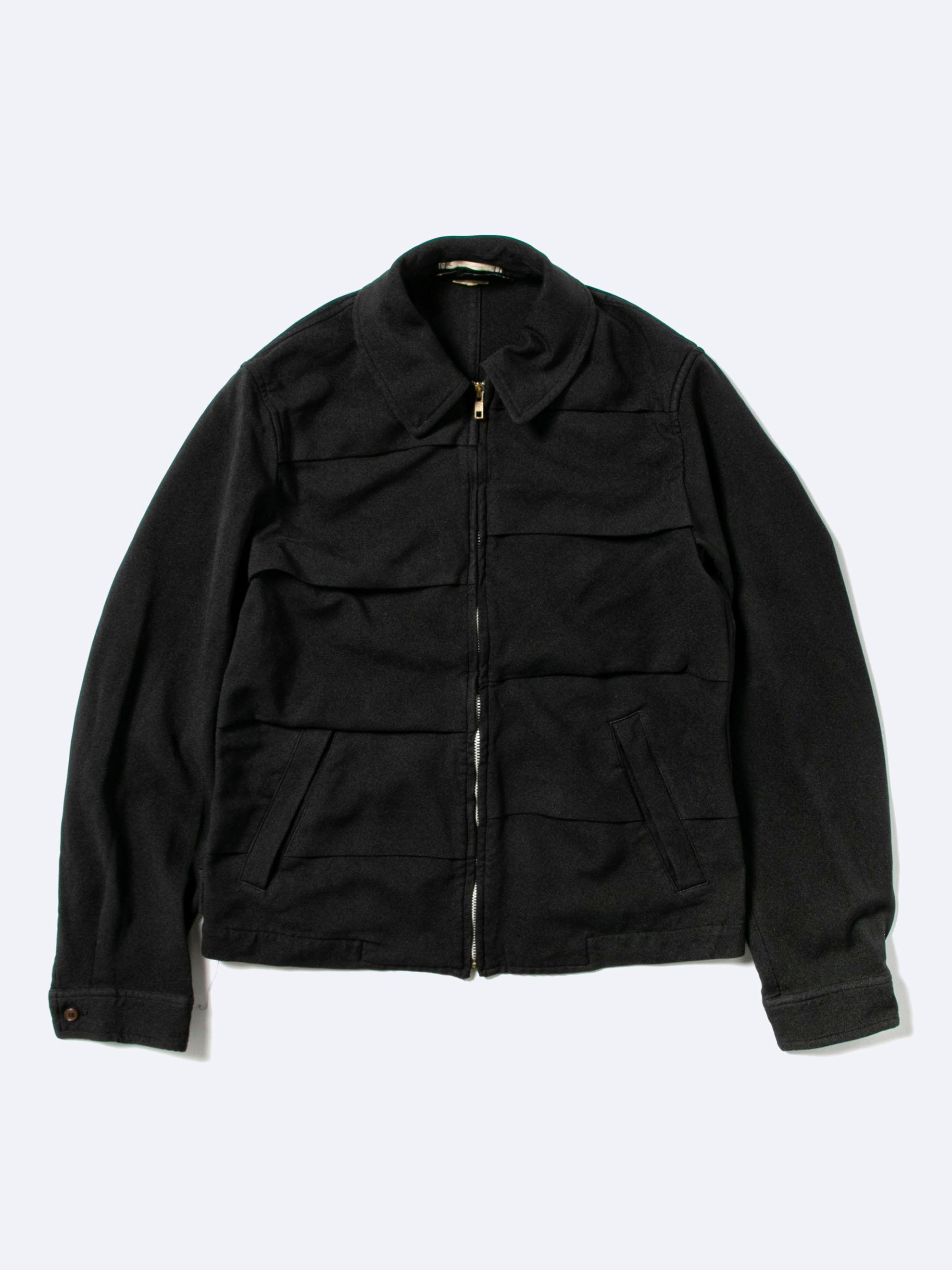 Folded Zip Jacket