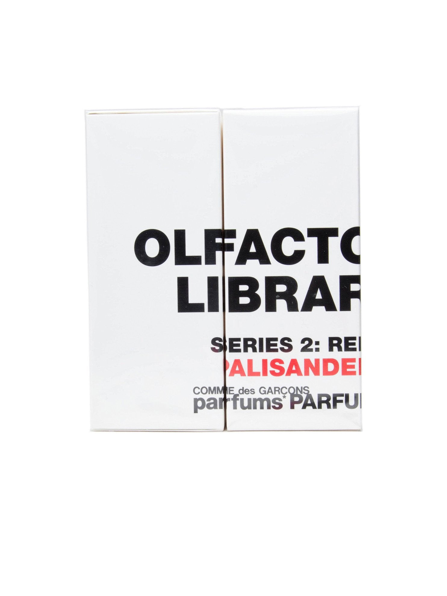 Palisander OLFactory Library Cologne Series 2 (Red) 4