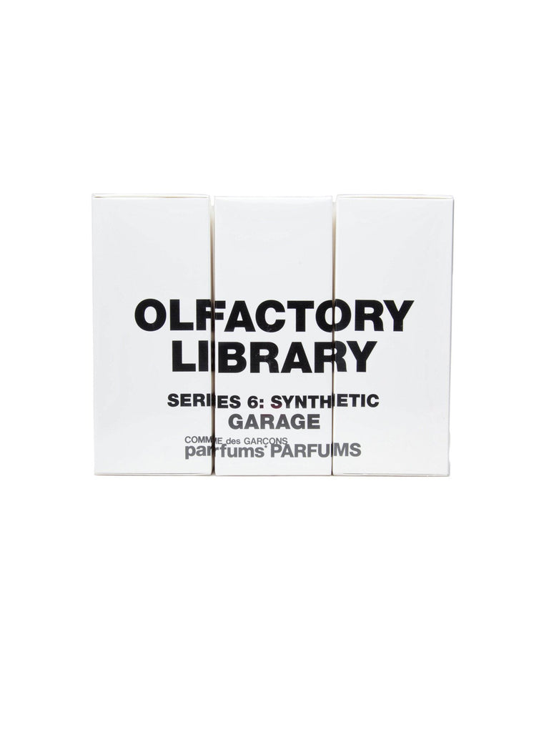 OLFactory Library Cologne Series 6 (Synthetic)