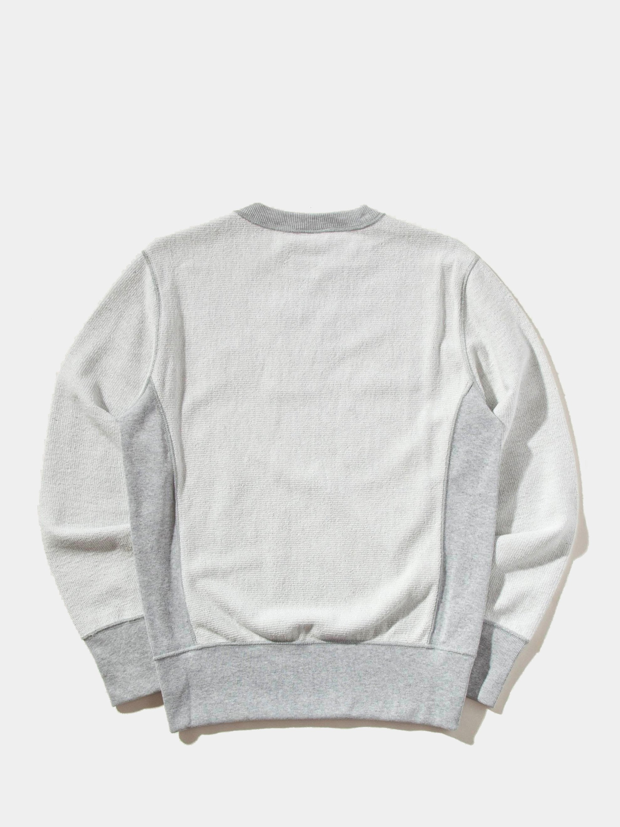 Reverse Fleece Crewneck Sweatshirt