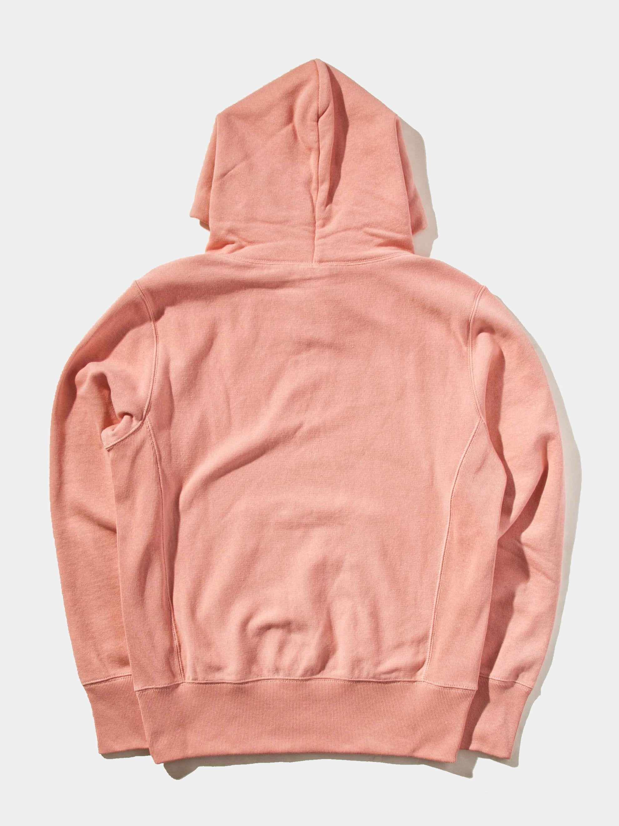 Cream Hooded Sweatshirt 7
