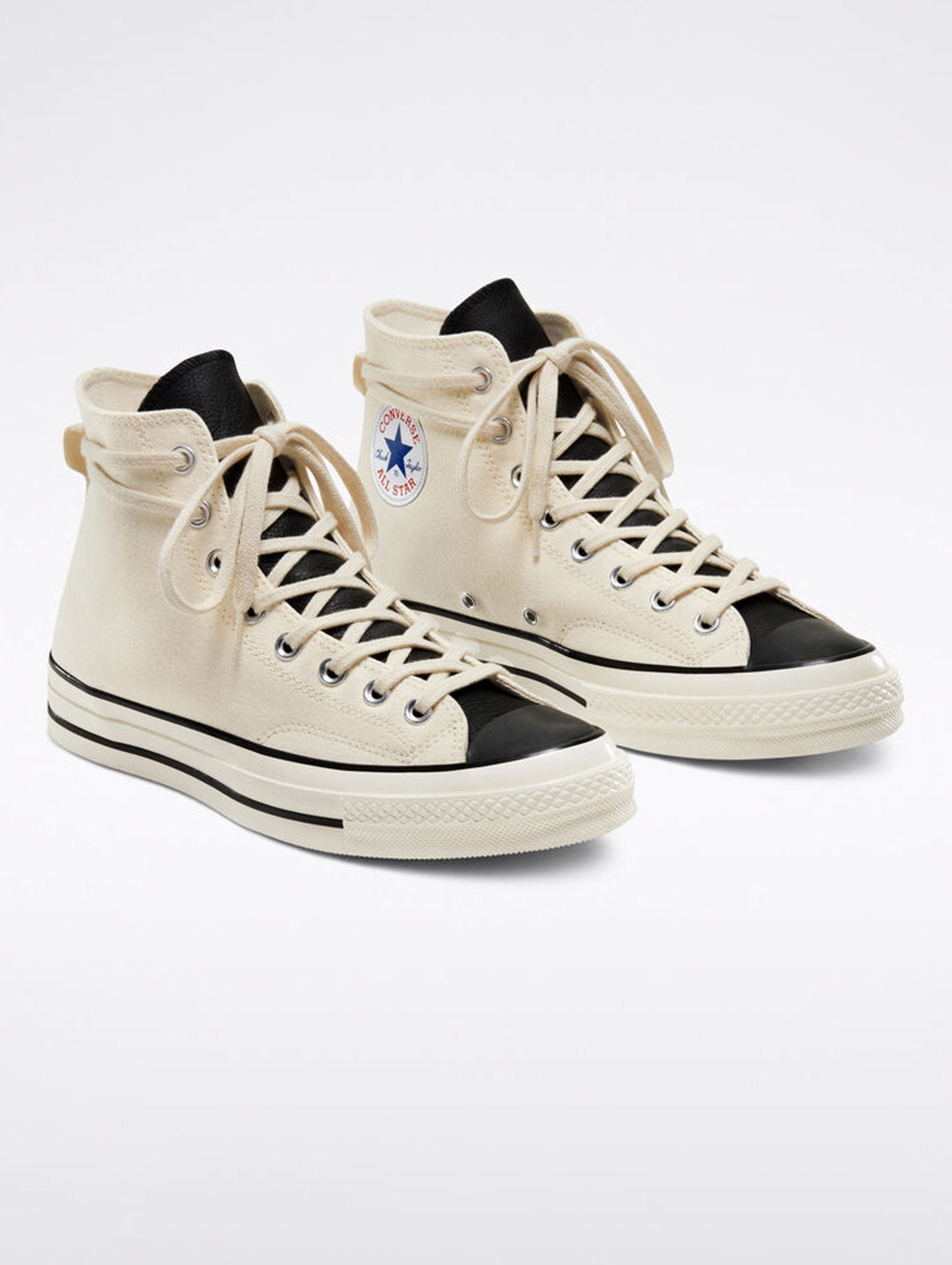 Chuck 70 HI Natural Ivory (Fear of God ESSENTIAL)