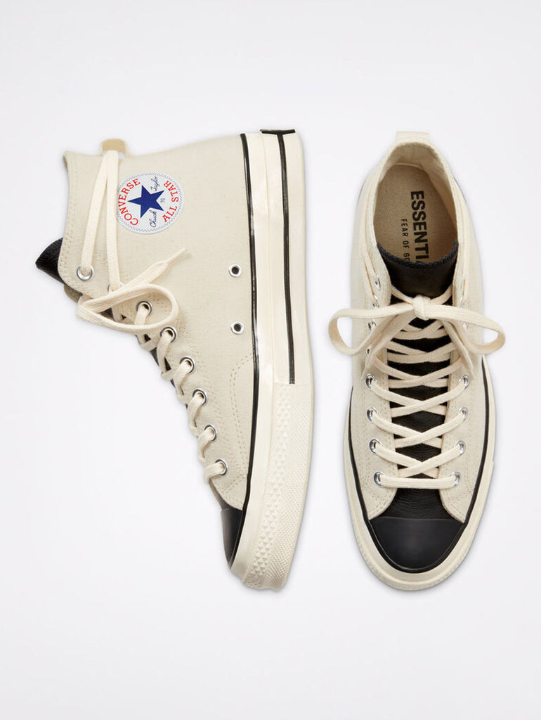 Chuck 70 HI Natural Ivory (Fear of God ESSENTIAL)14455006789709